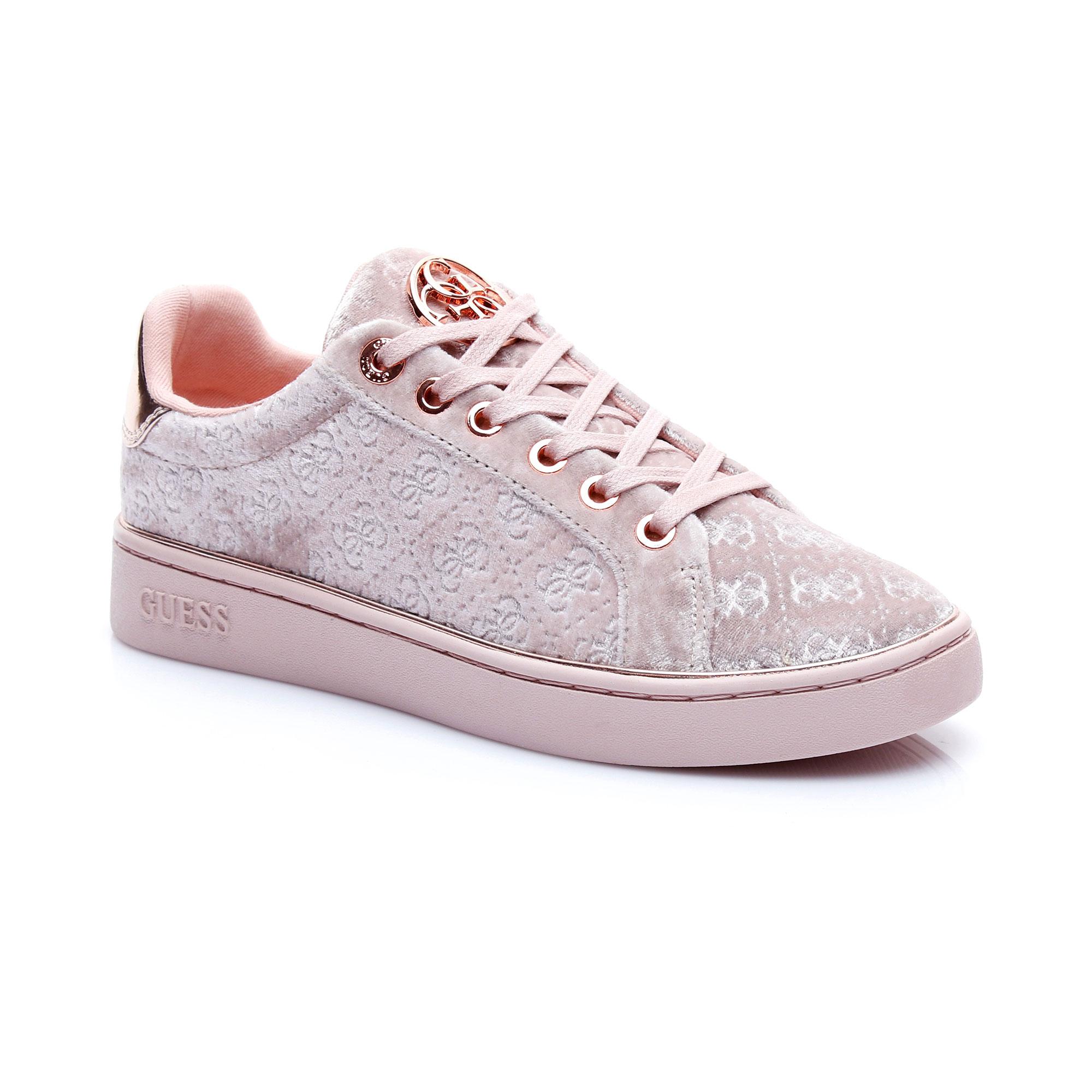 Guess Brayza Actıve Lady Kadın Pembe Sneaker