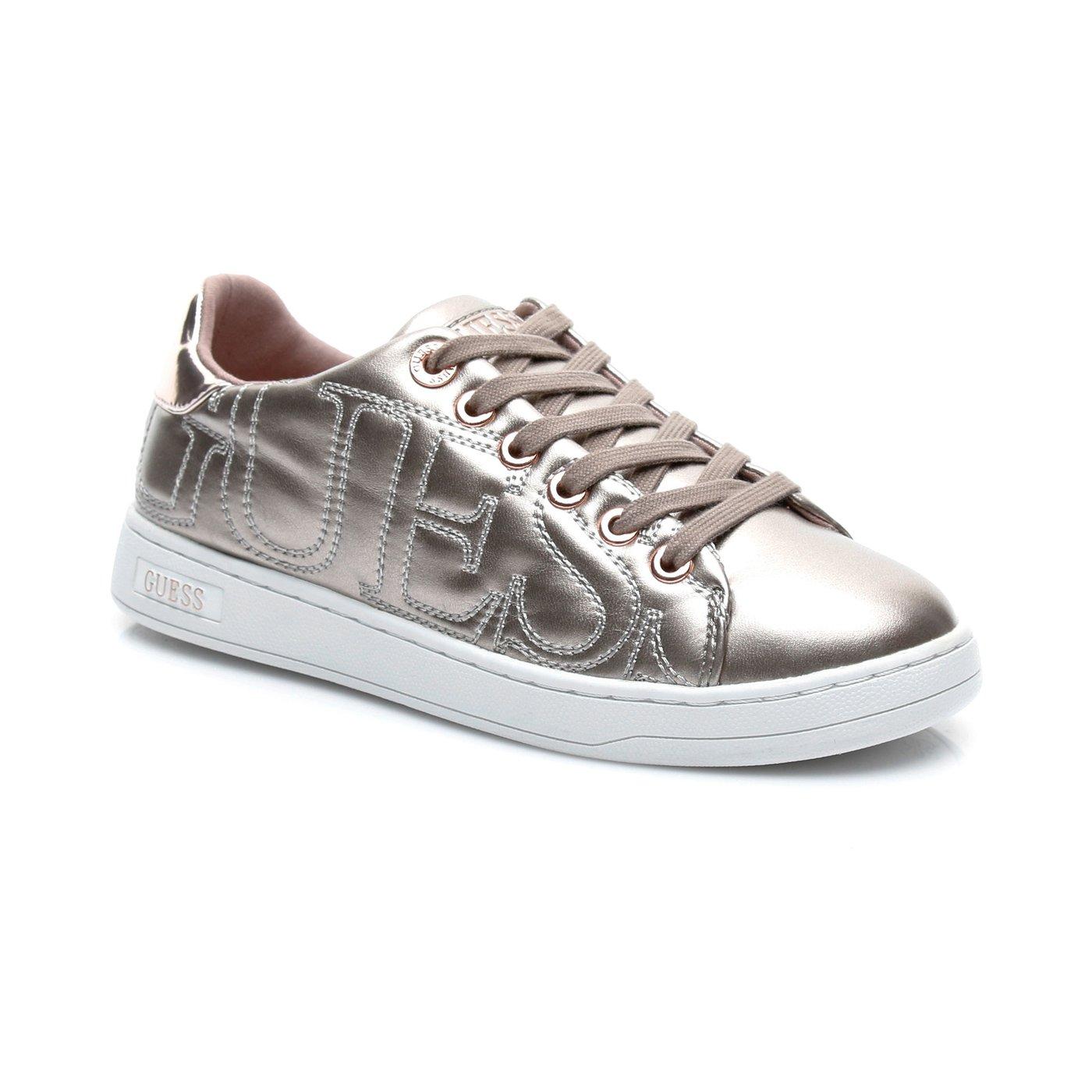 Guess Cestın Actıve Lady Kadın Pembe Sneaker