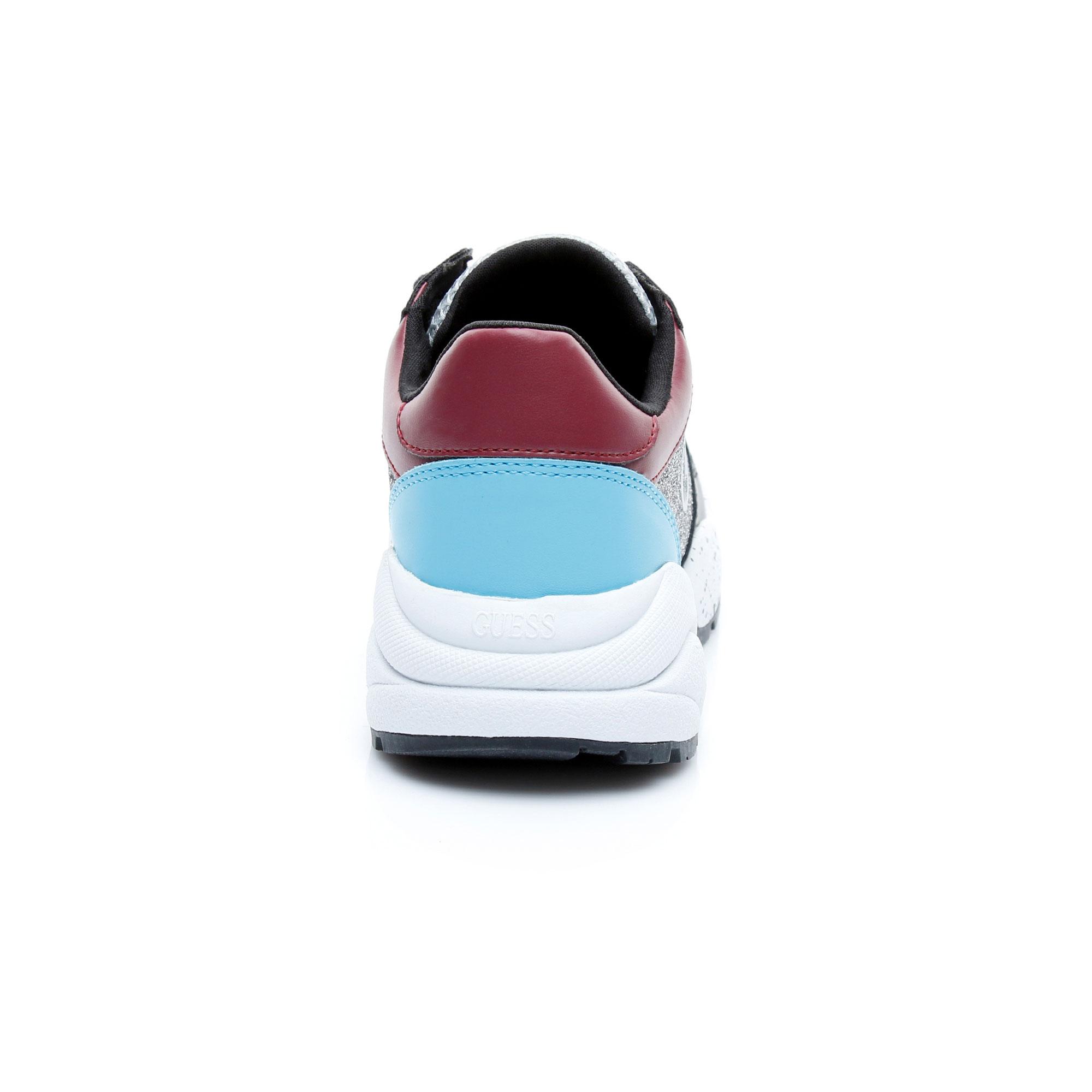 Guess Speed3 Actıve Lady Kadın Gümüş Sneaker