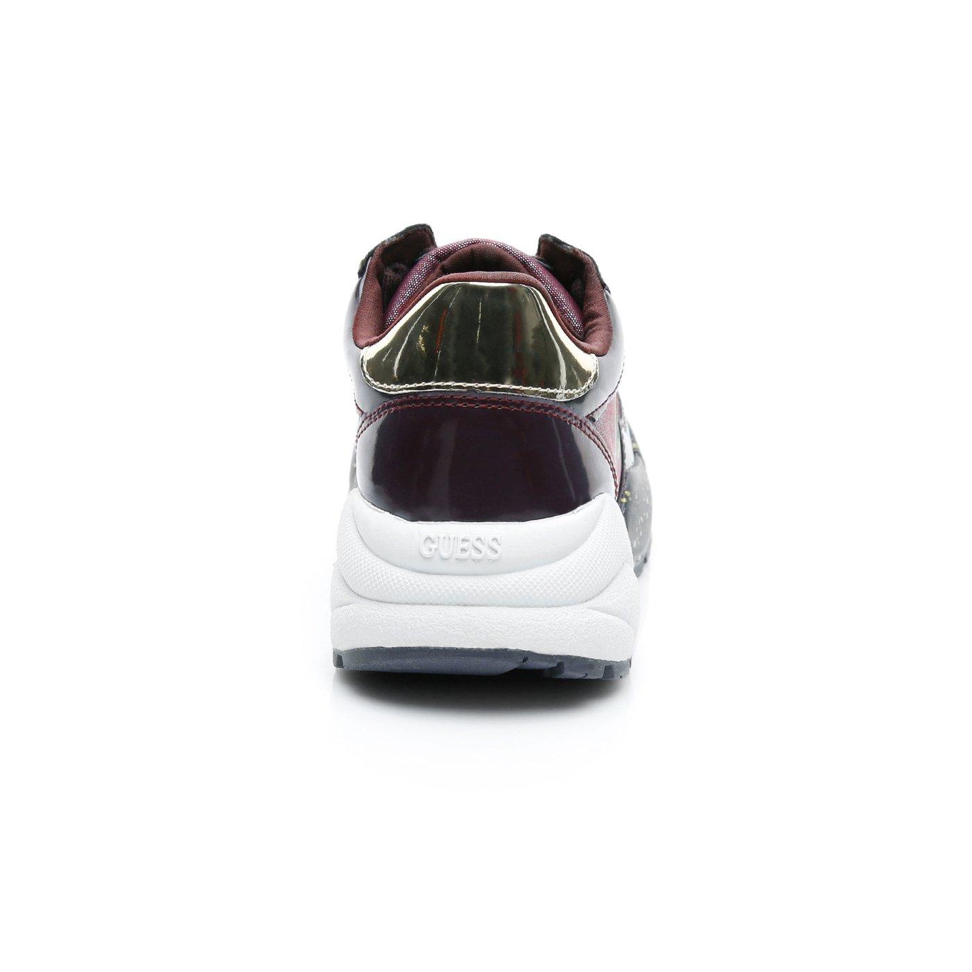 Guess Speed Actıve Lady Kadın Bordo Sneaker