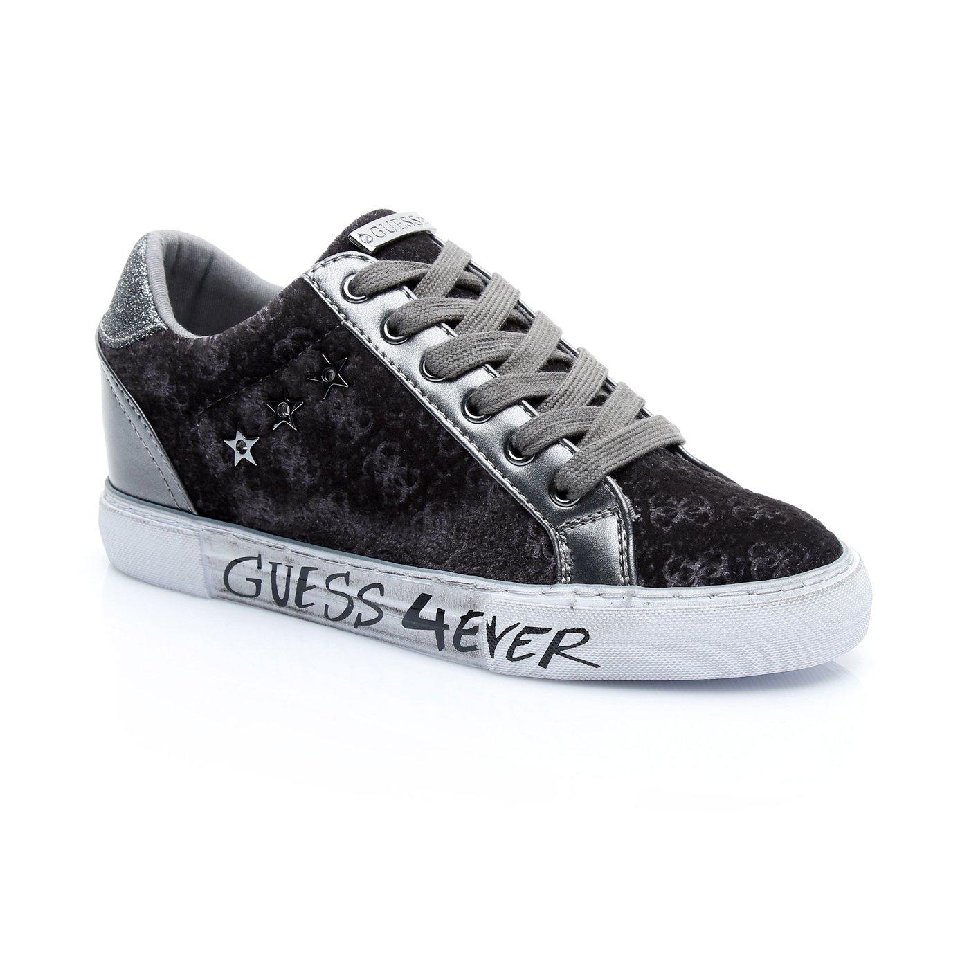 Guess Pressure Actıve Lady Kadın Gri Sneaker