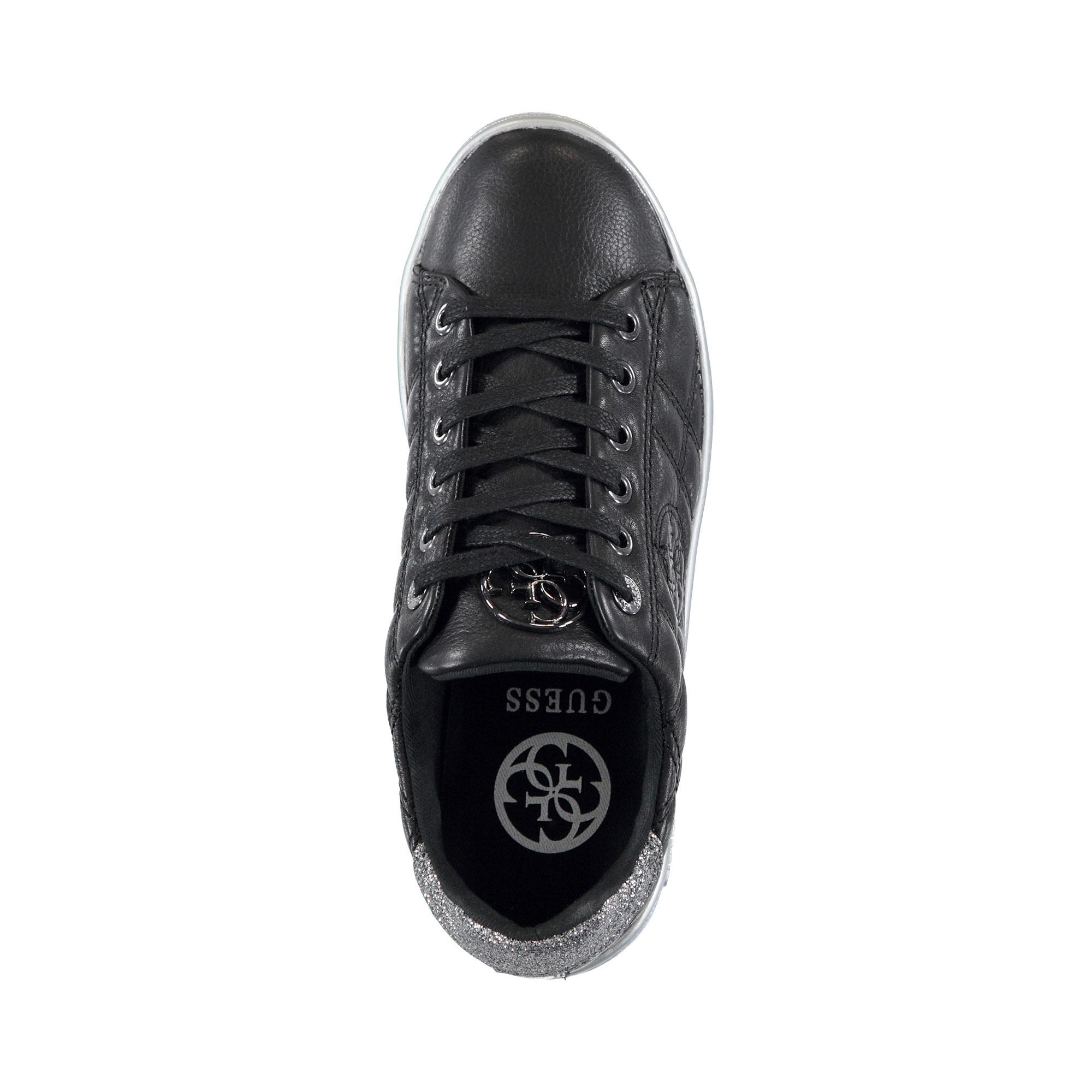 Guess Brayz Actıve Lady Kadın Siyah Sneaker