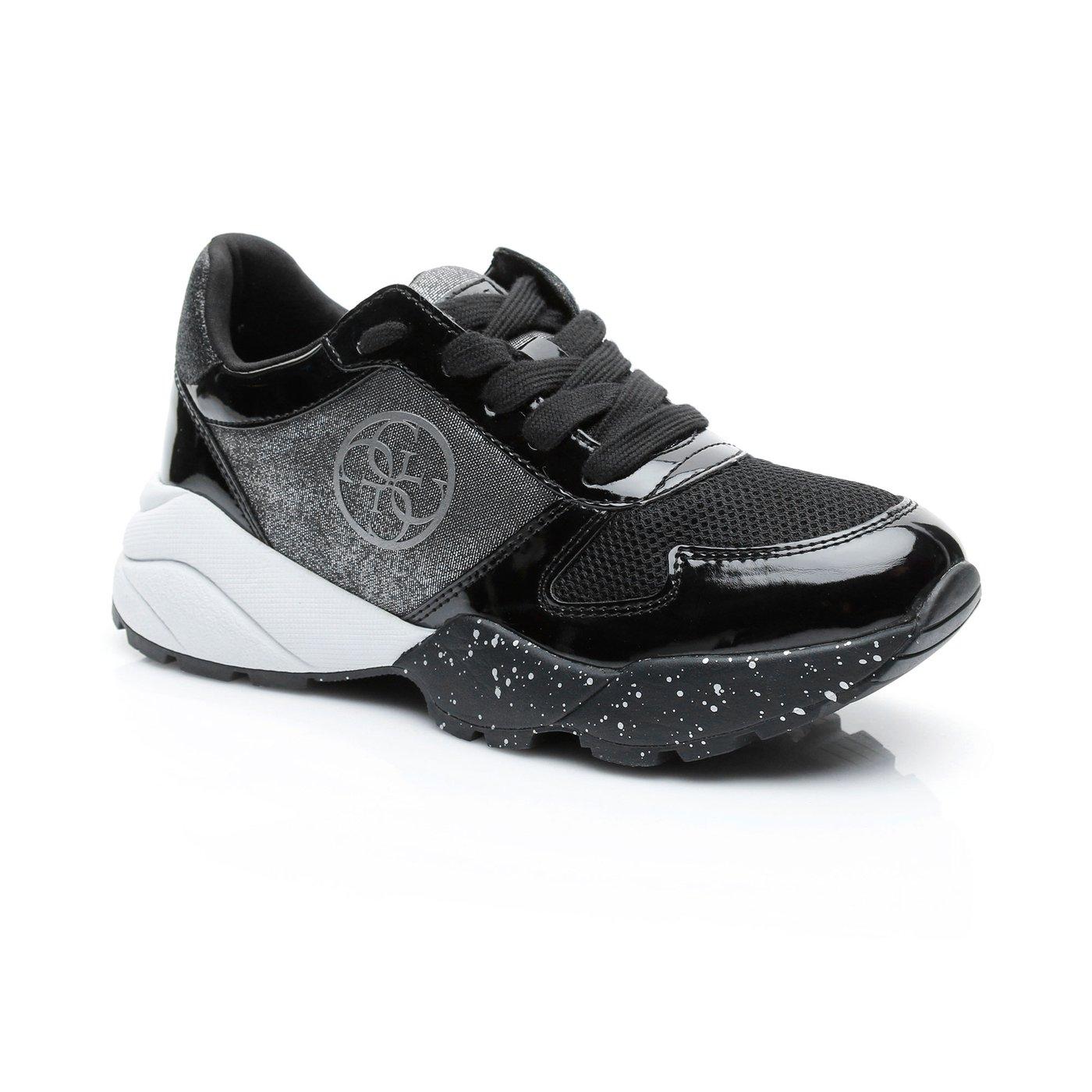 Guess Speed Actıve Lady Kadın Siyah Sneaker