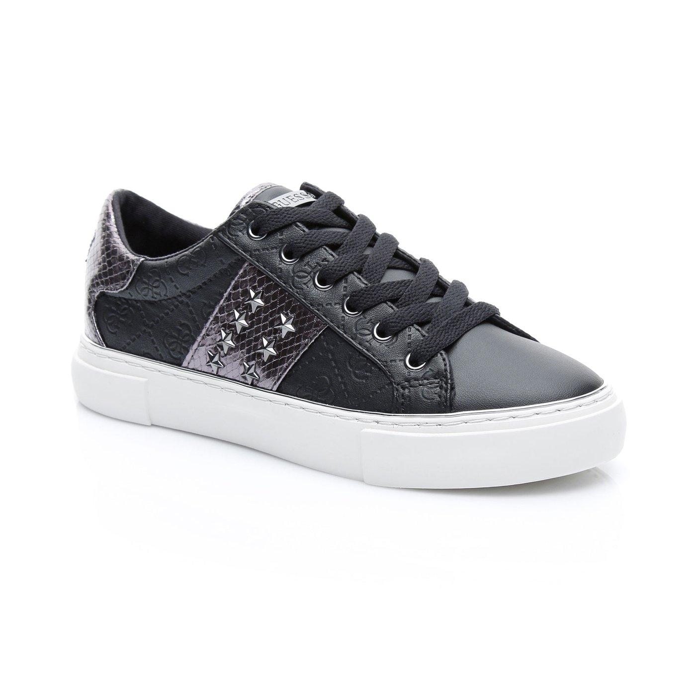 Guess Gamıng2 Kadın Siyah Sneaker