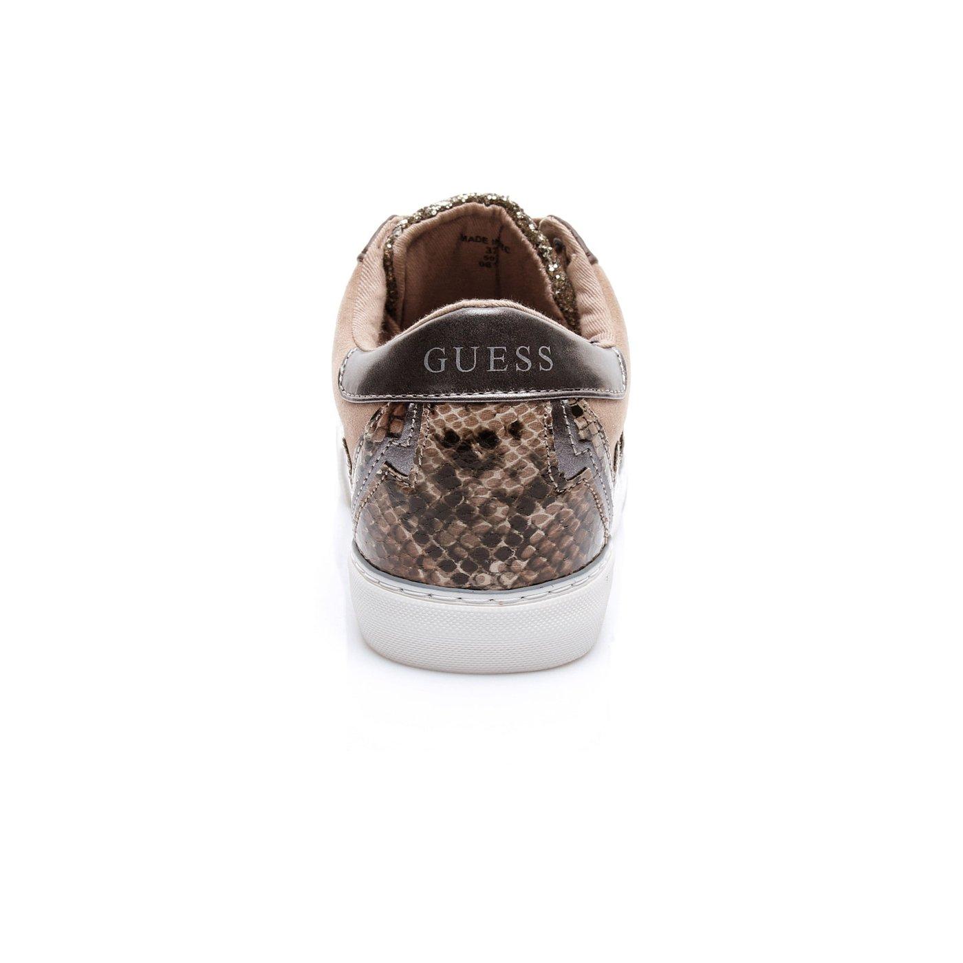 Guess Poınt2 Actıve Lady Kadın Kahverengi Sneaker