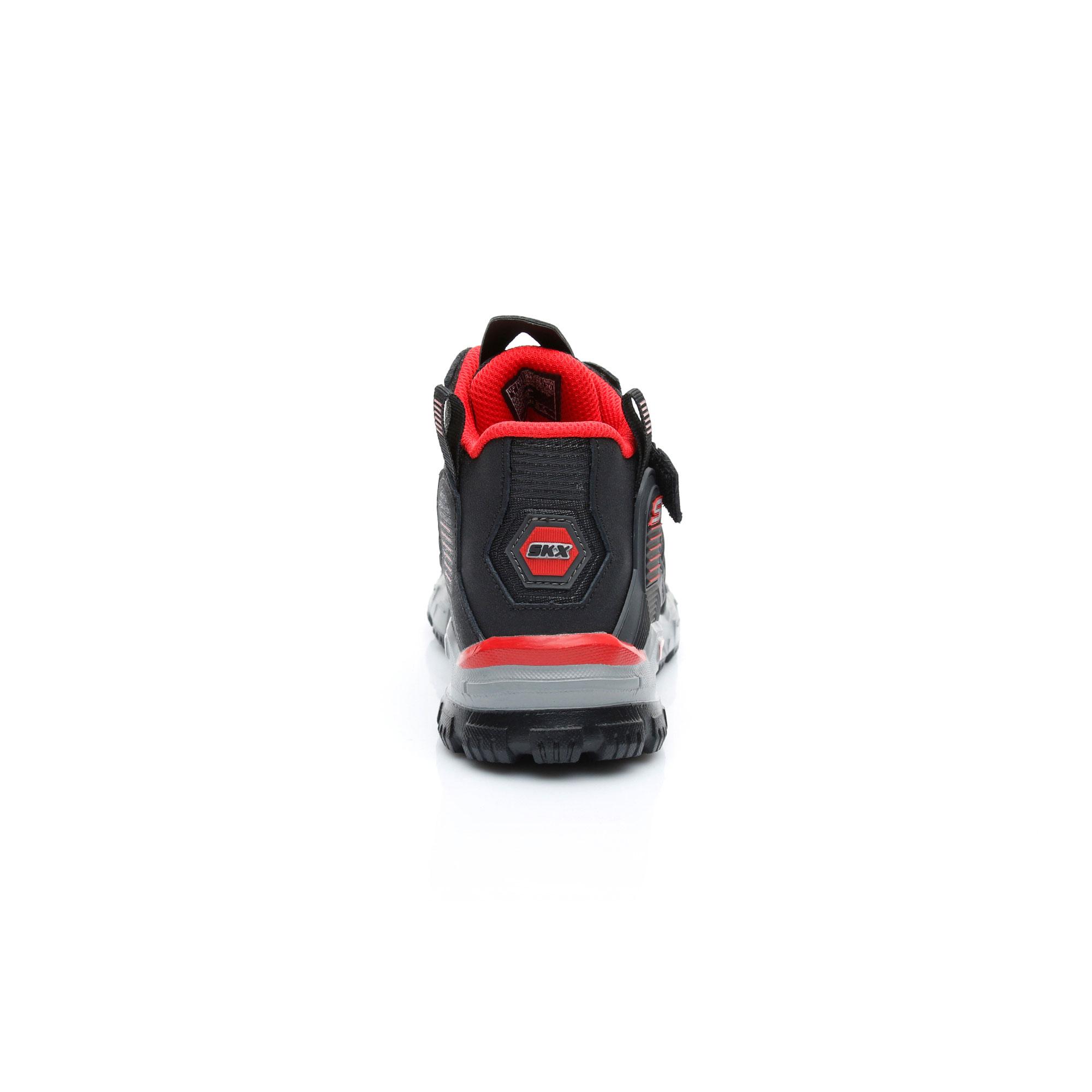 Skechers Adventure Track Çocuk Kırmızı Sneaker