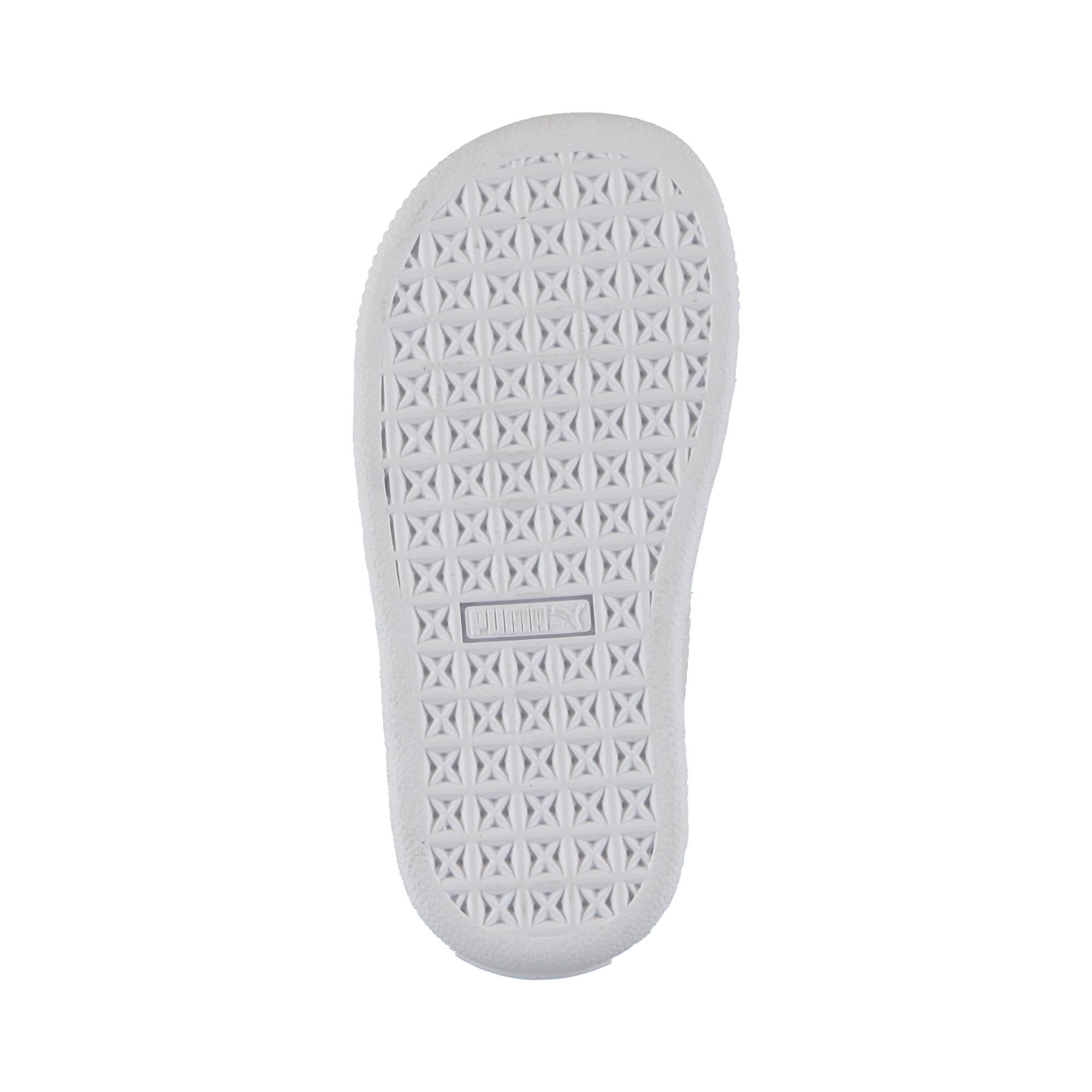 Puma Minions Basket Bs Ac Inf Çocuk Siyah Sneaker