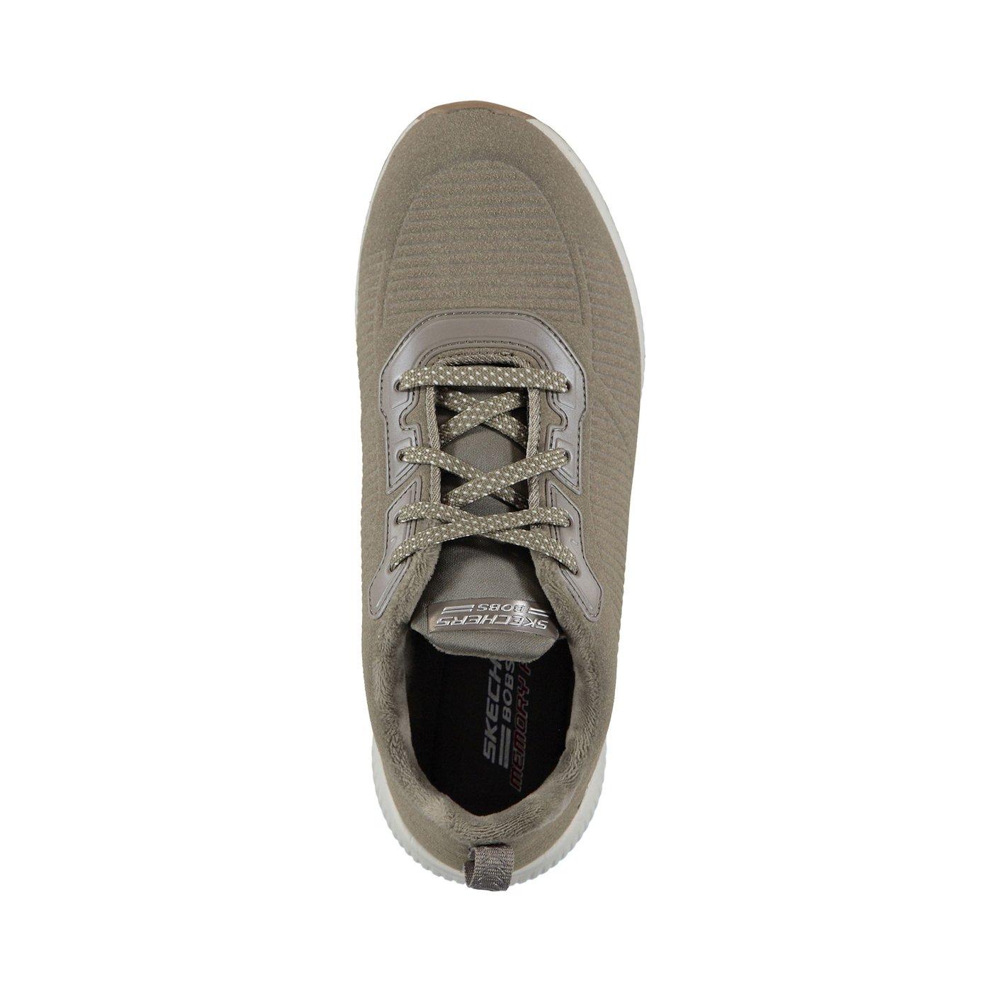 Skechers Bobs Squad - Team Bobs Kadın Kahverengi Sneaker