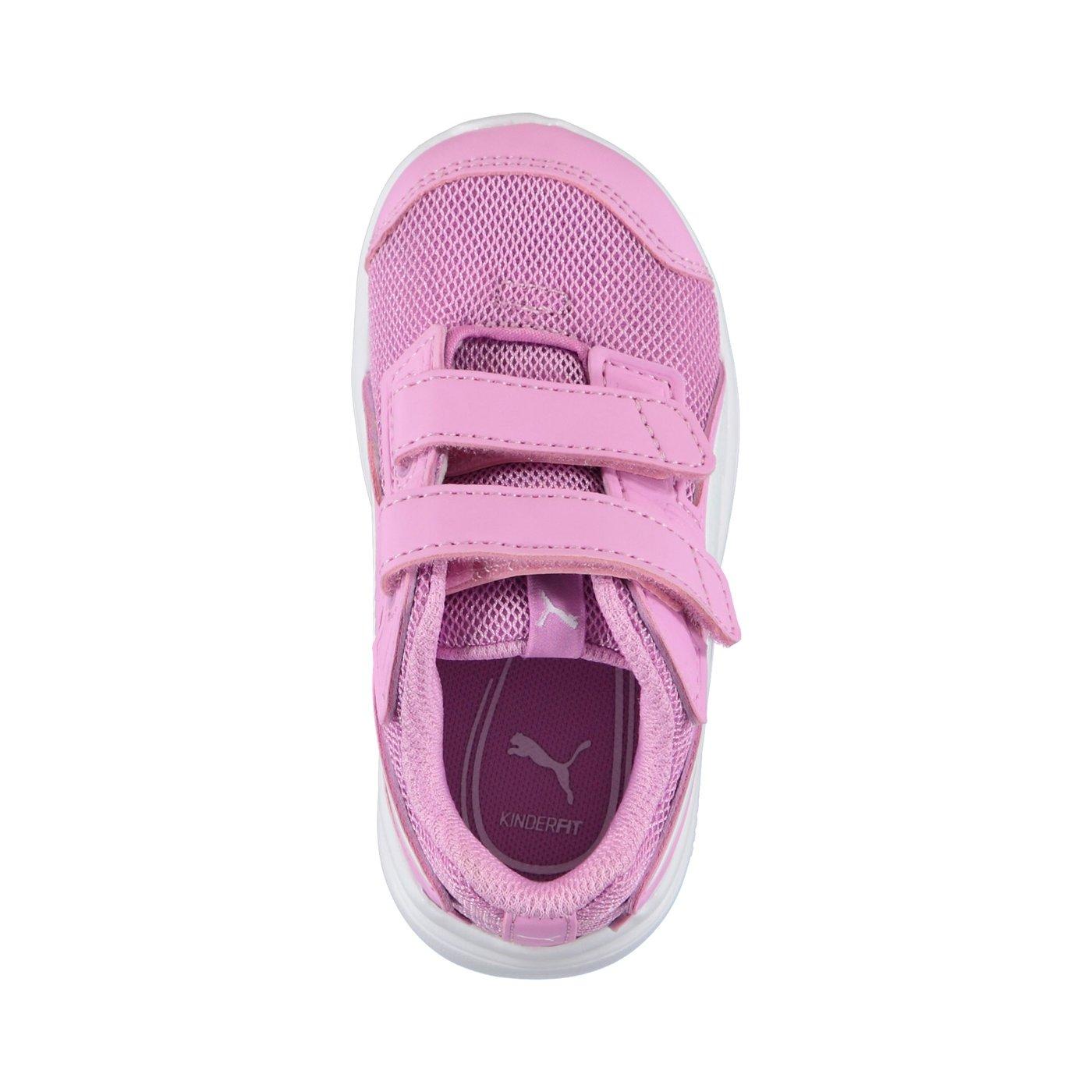 Puma Escaper Mesh V Inf Çocuk Pembe Sneaker