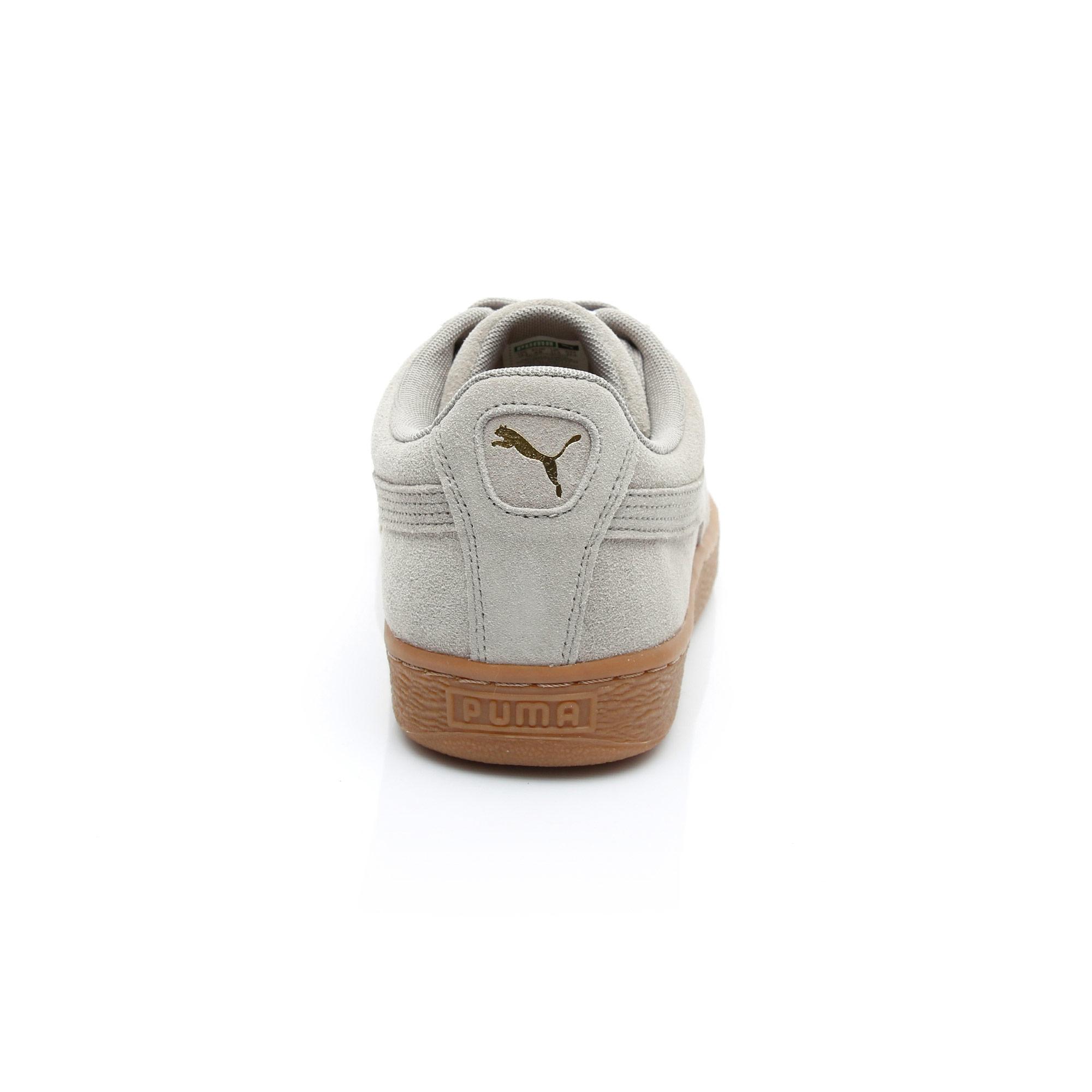 Puma Suede Classic Erkek Gri Sneaker