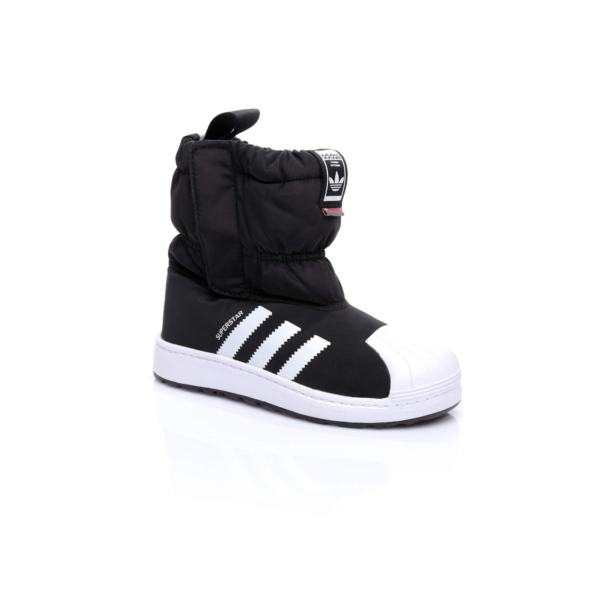 adidas Sst Wintr Çocuk Siyah Sneaker