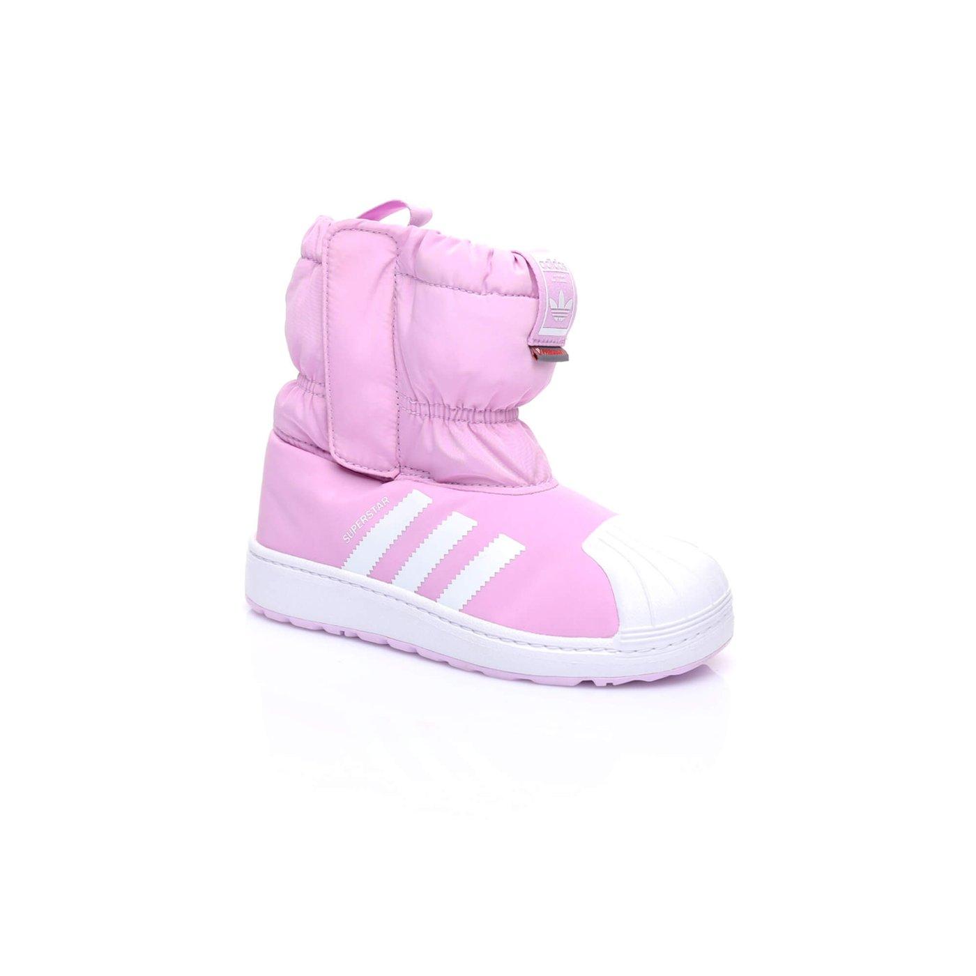 adidas Sst Wint3R Cf C Çocuk Pembe Sneaker
