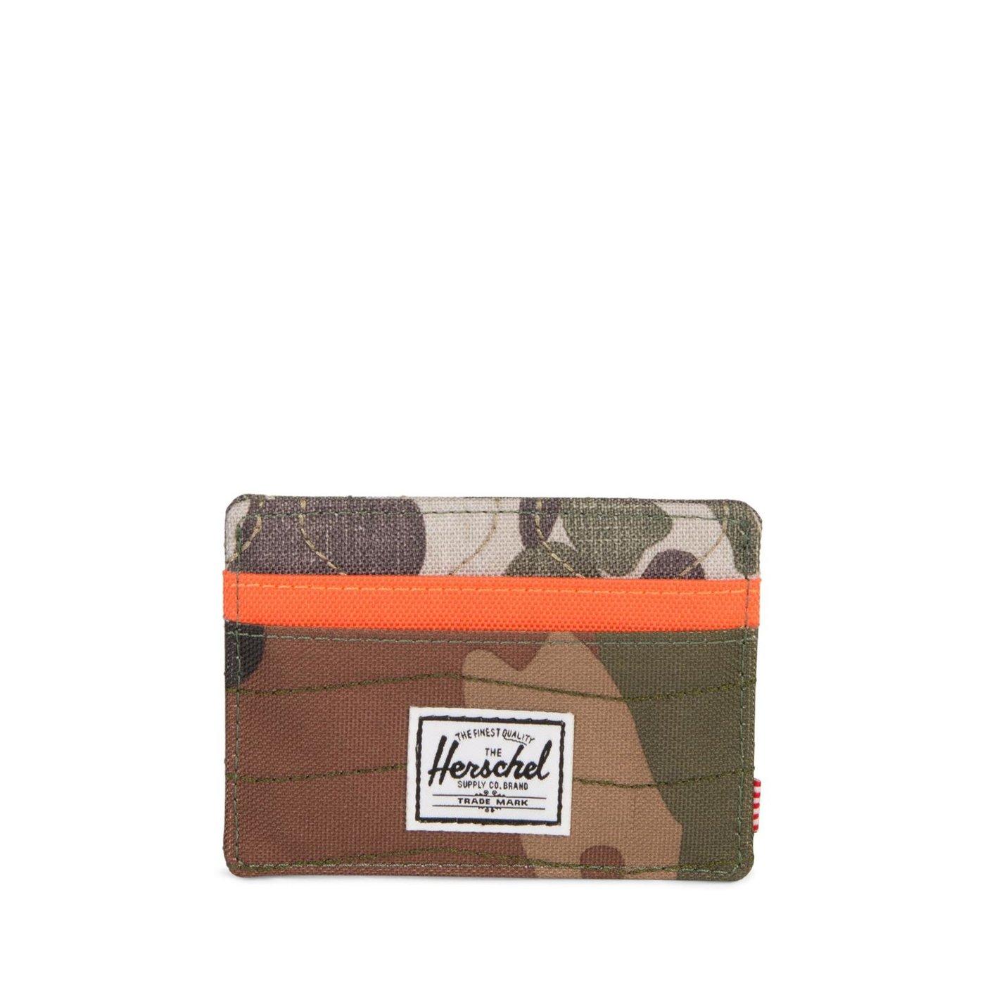 Herschel Charlie Unisex Kahverengi Cüzdan
