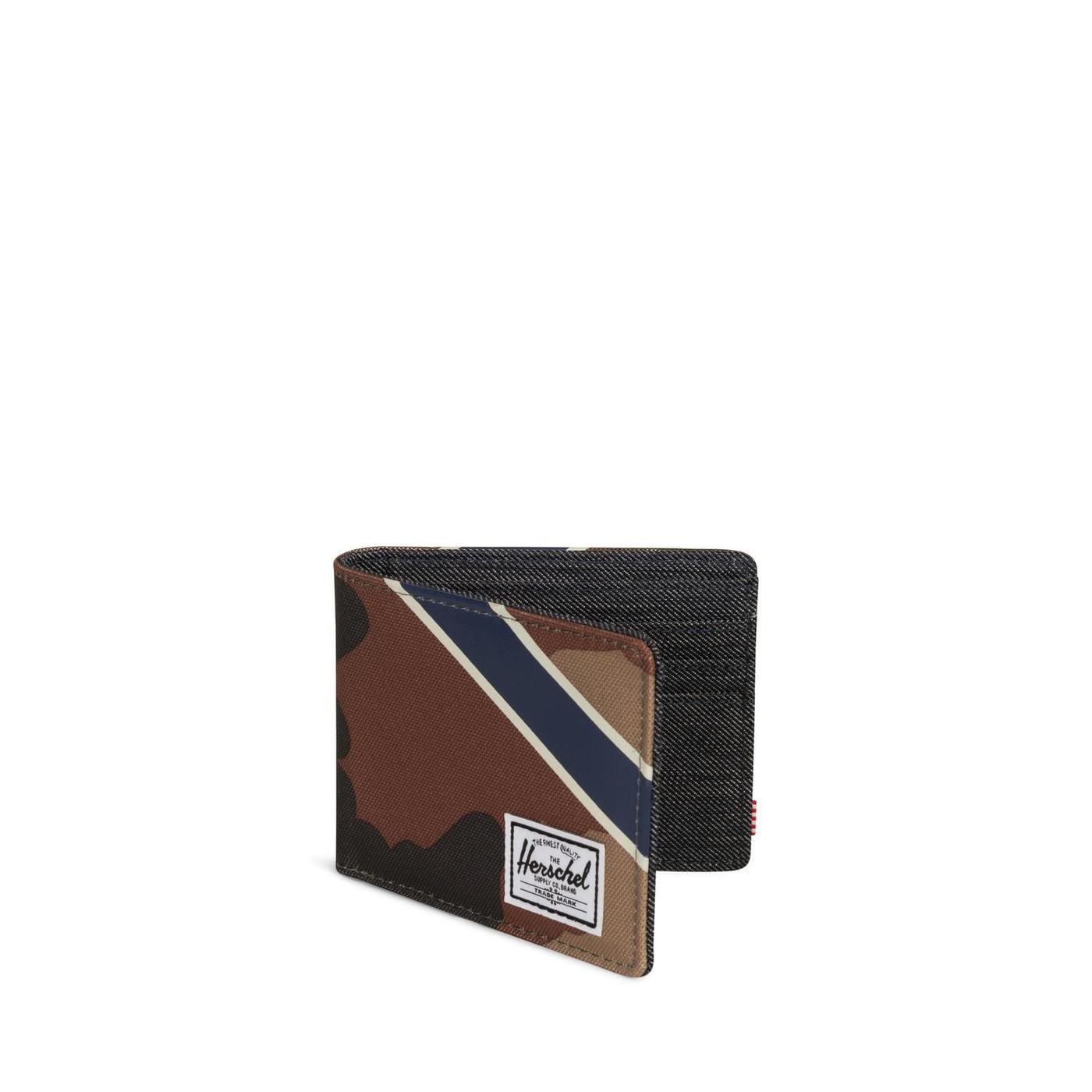 Herschel Roy RFID Unisex Kahverengi Cüzdan