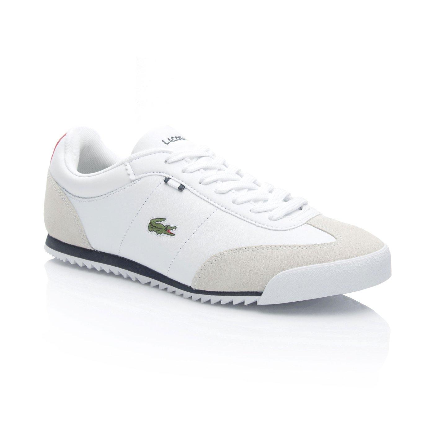 Lacoste Erkek Rameau HTB Beyaz Sneaker