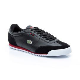 Lacoste Romeau Htb Erkek Siyah Sneakers Ayakkabı