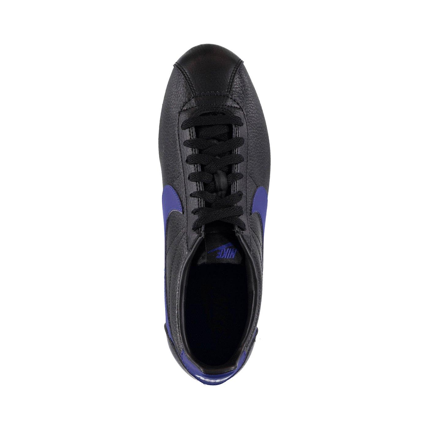 Nike Classic Cortez Erkek Siyah Spor Ayakkabı