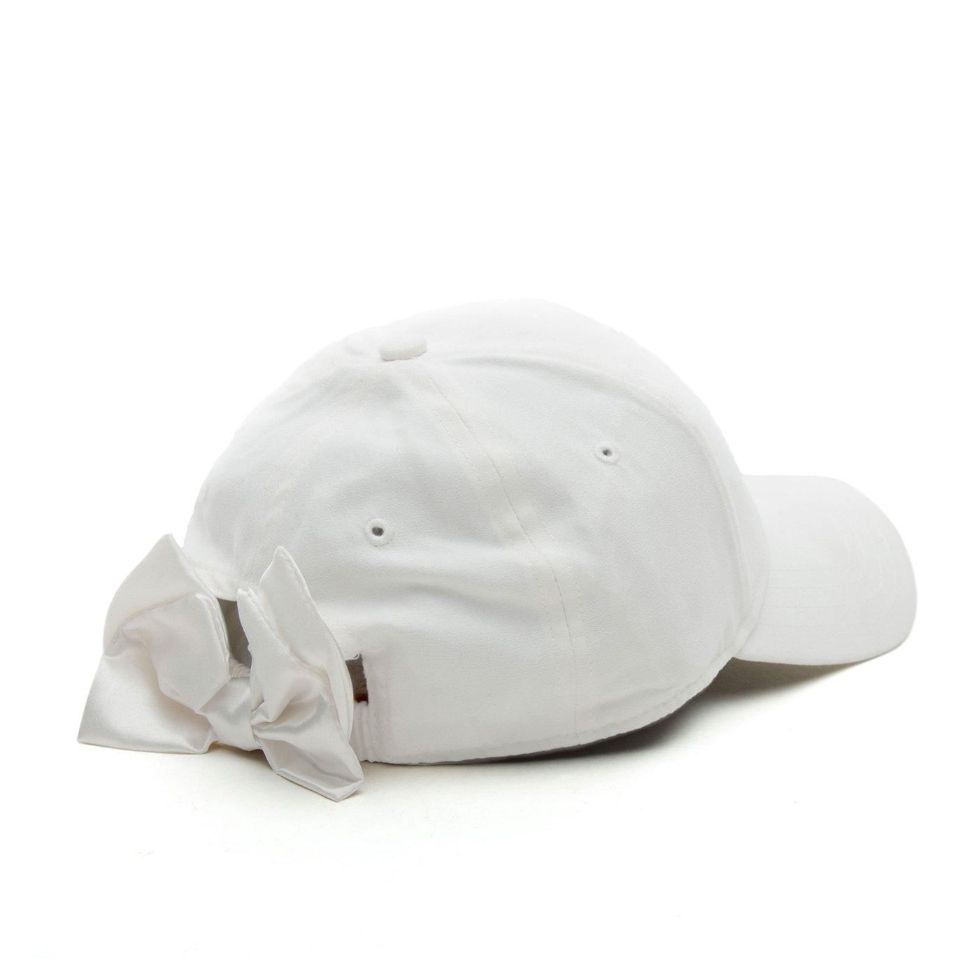 Puma Bow Kadın Krem Şapka