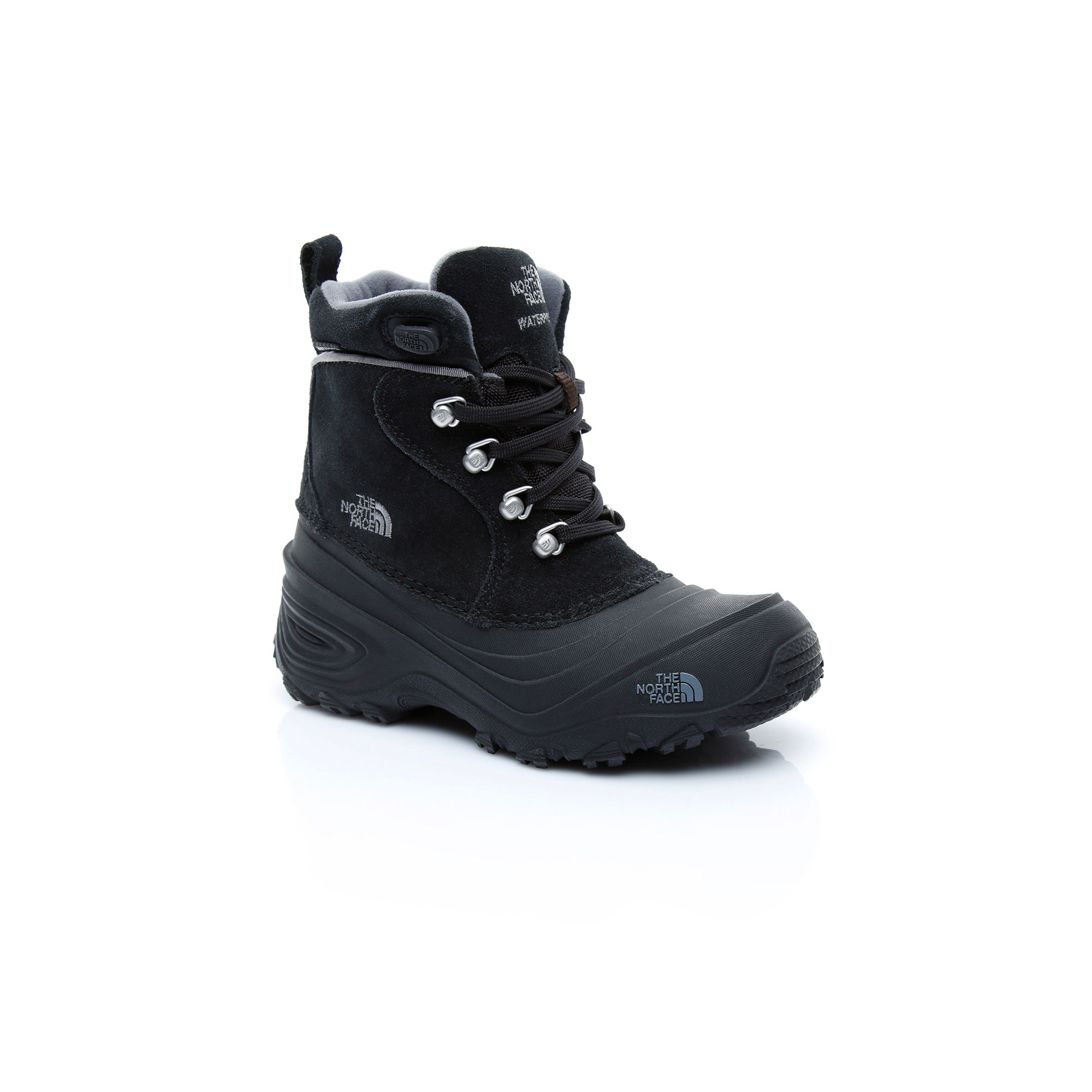The North Face Chilkat Lace II Çocuk Siyah Bot
