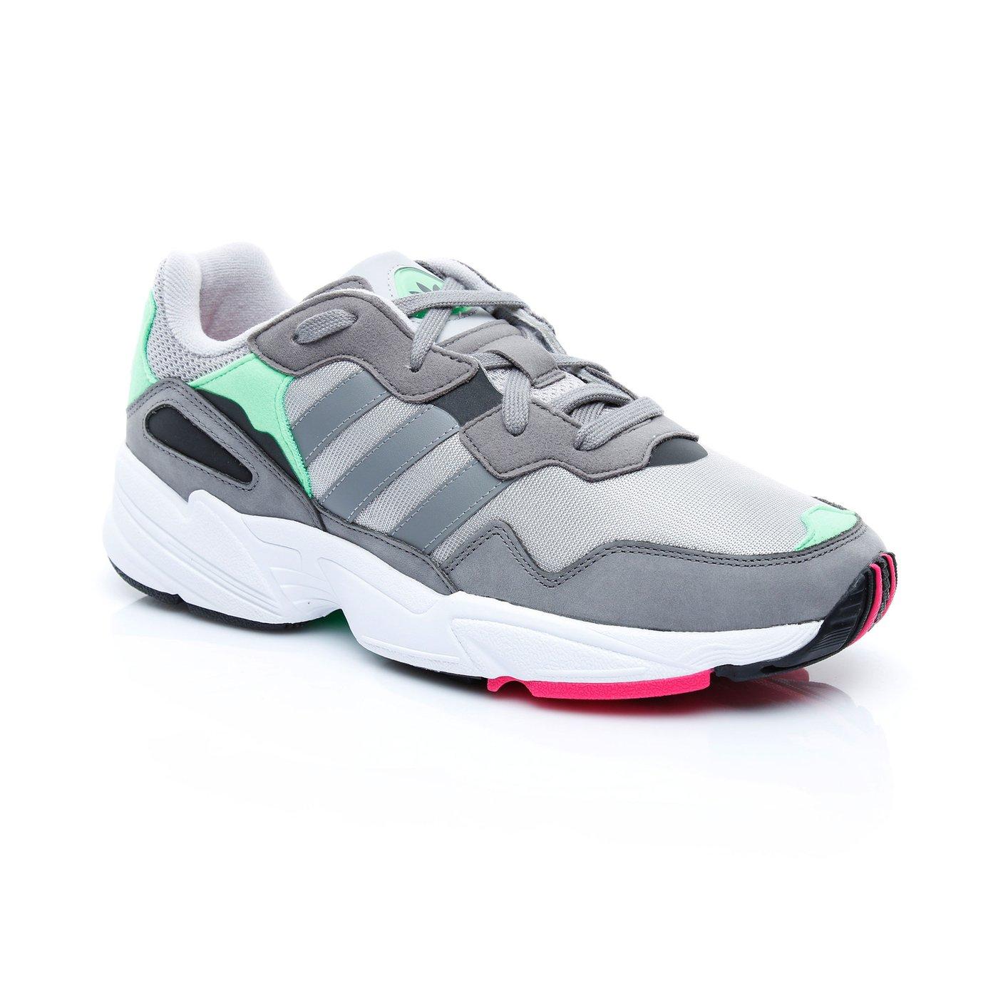 adidas Yung-96 Erkek Gri Sneaker