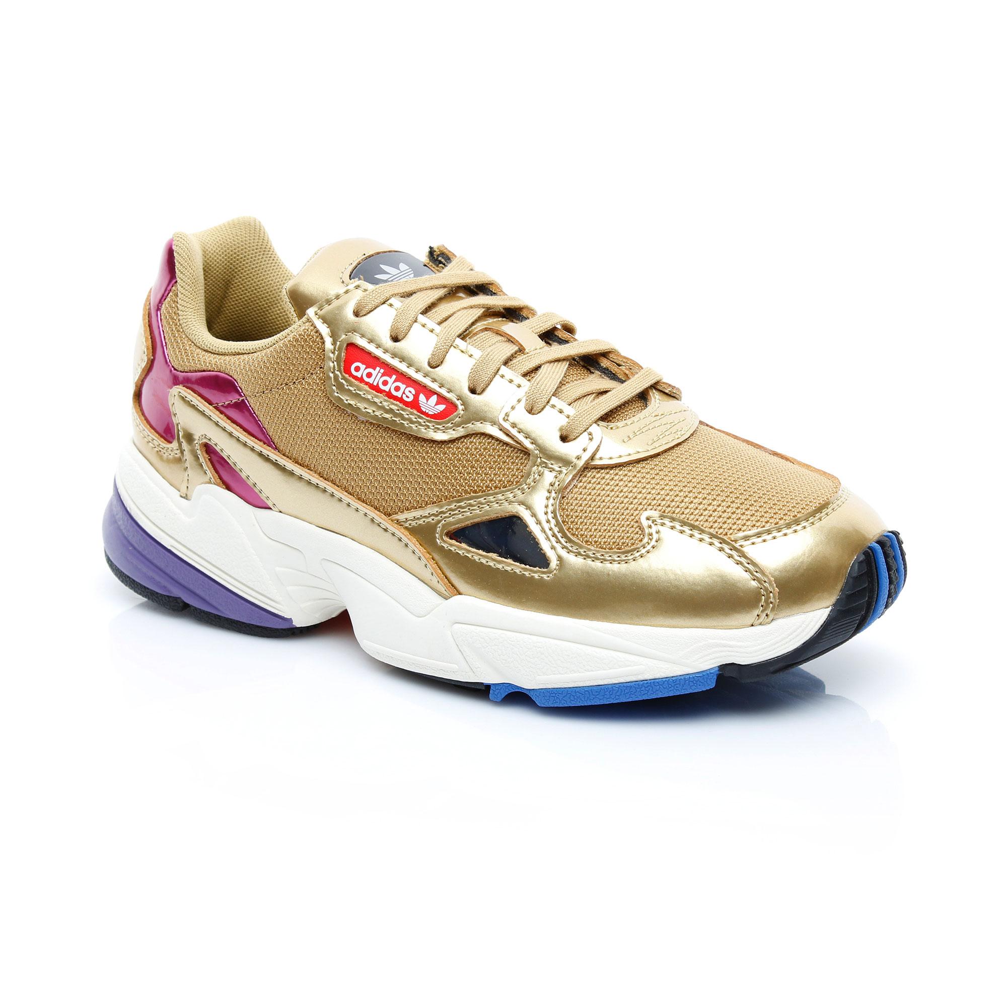 adidas Falcon W Kadın Altın Sneaker