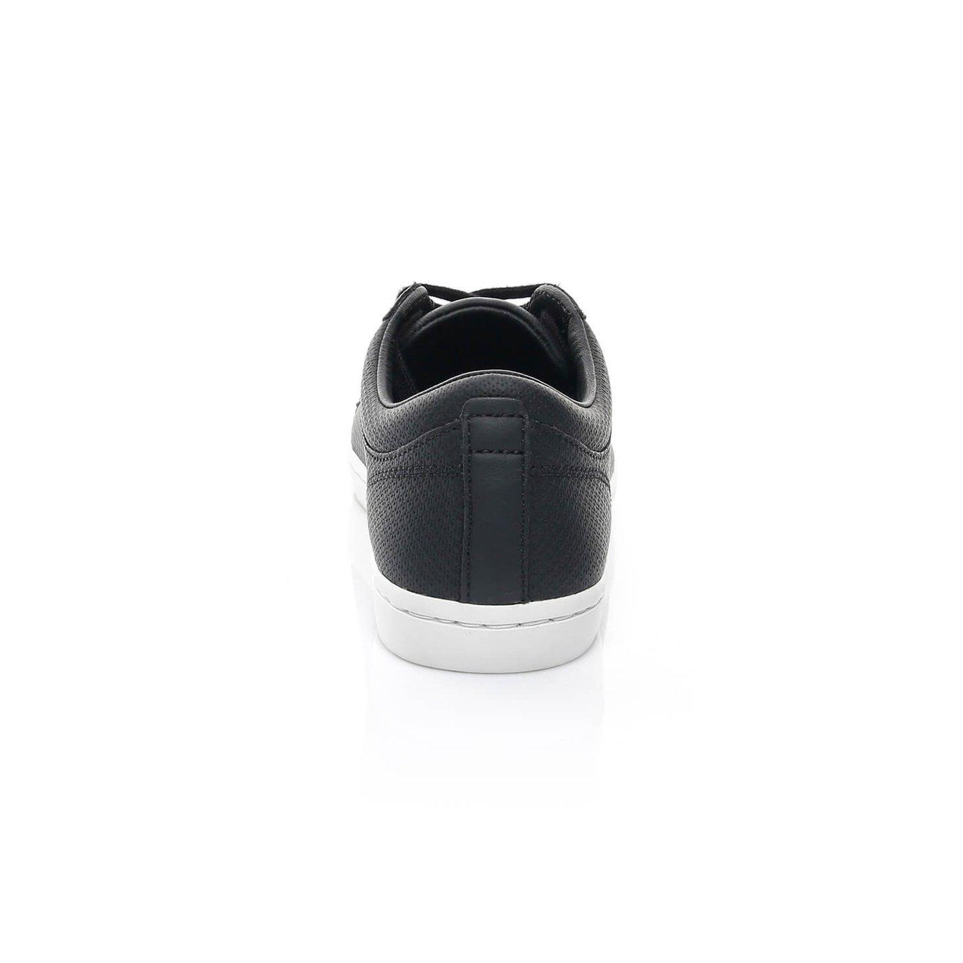 Lacoste Straightset Kadın Siyah Sneaker