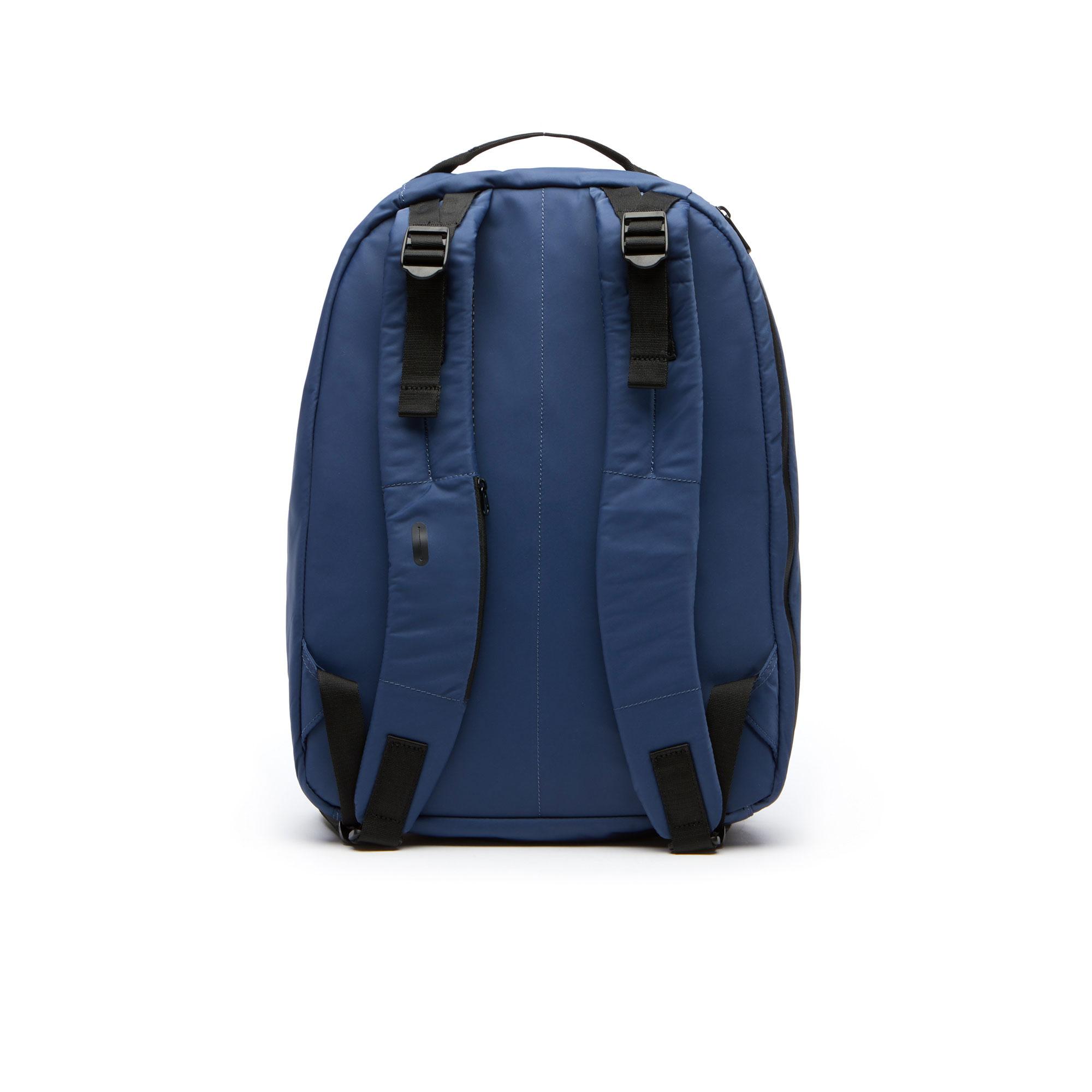 Lacoste Unisex Mavi Sırt Çantası