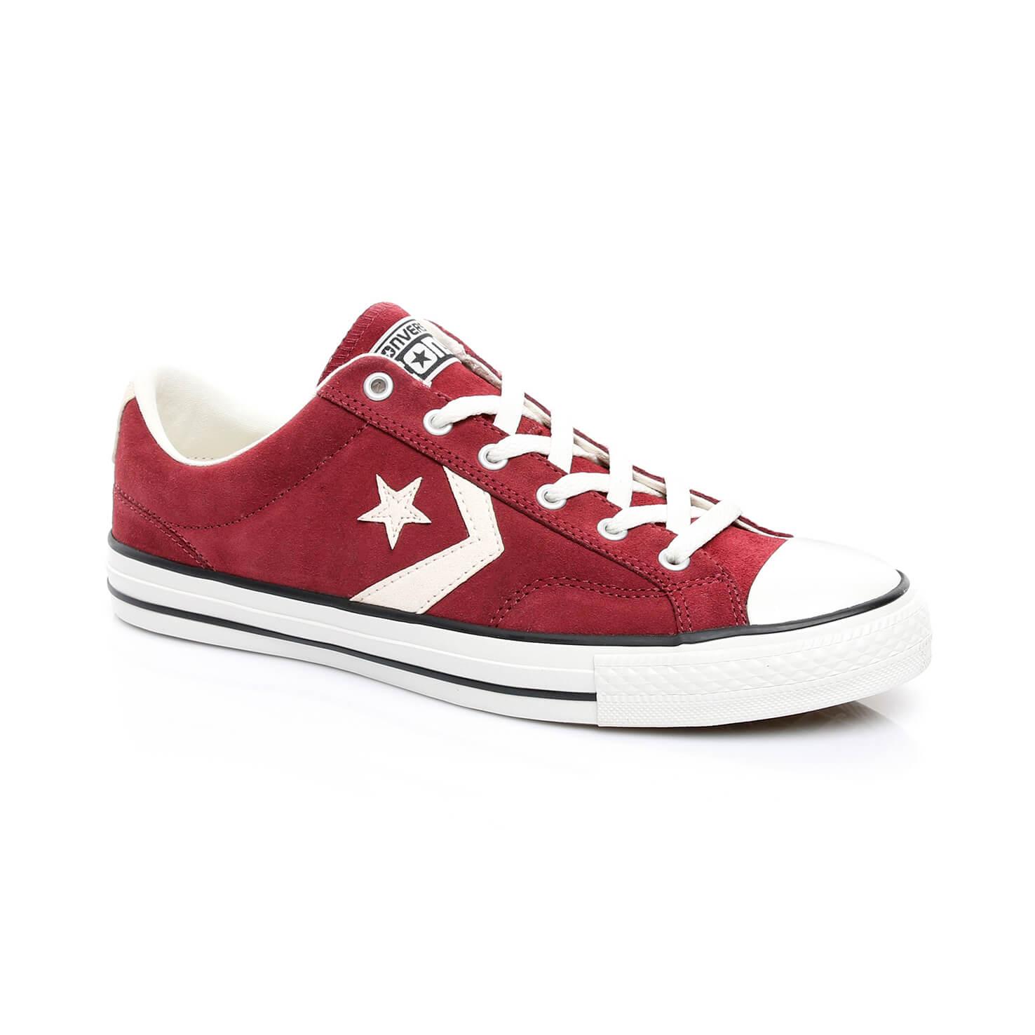 46935f510d Converse Star Player Unisex Bordo Sneaker Kadin Spor Ayakkabı ...