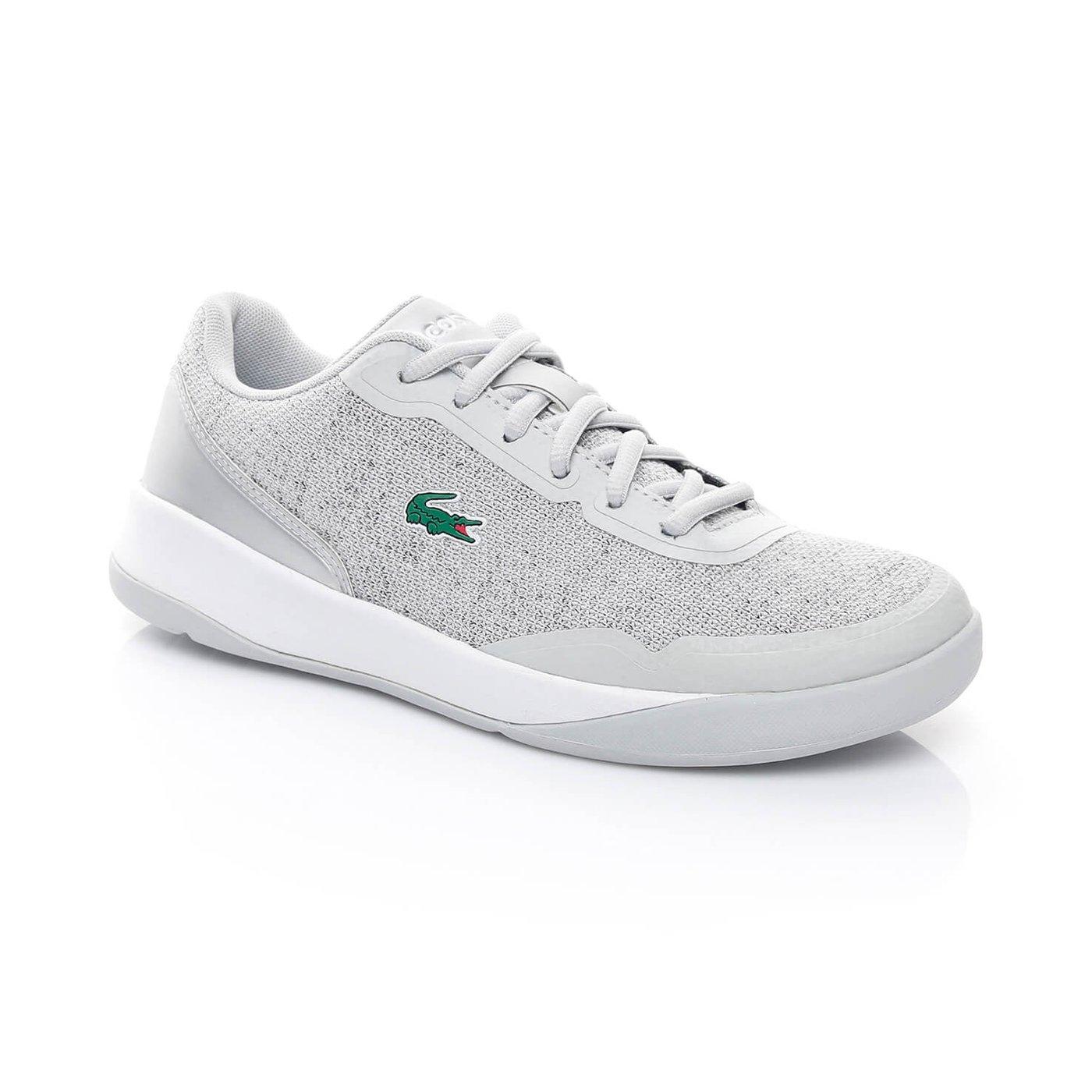 Lacoste Lt Spirit 117 3 Kadın Gri Sneaker