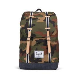 Herschel Retreat Woodland Camo Sırt Çantası
