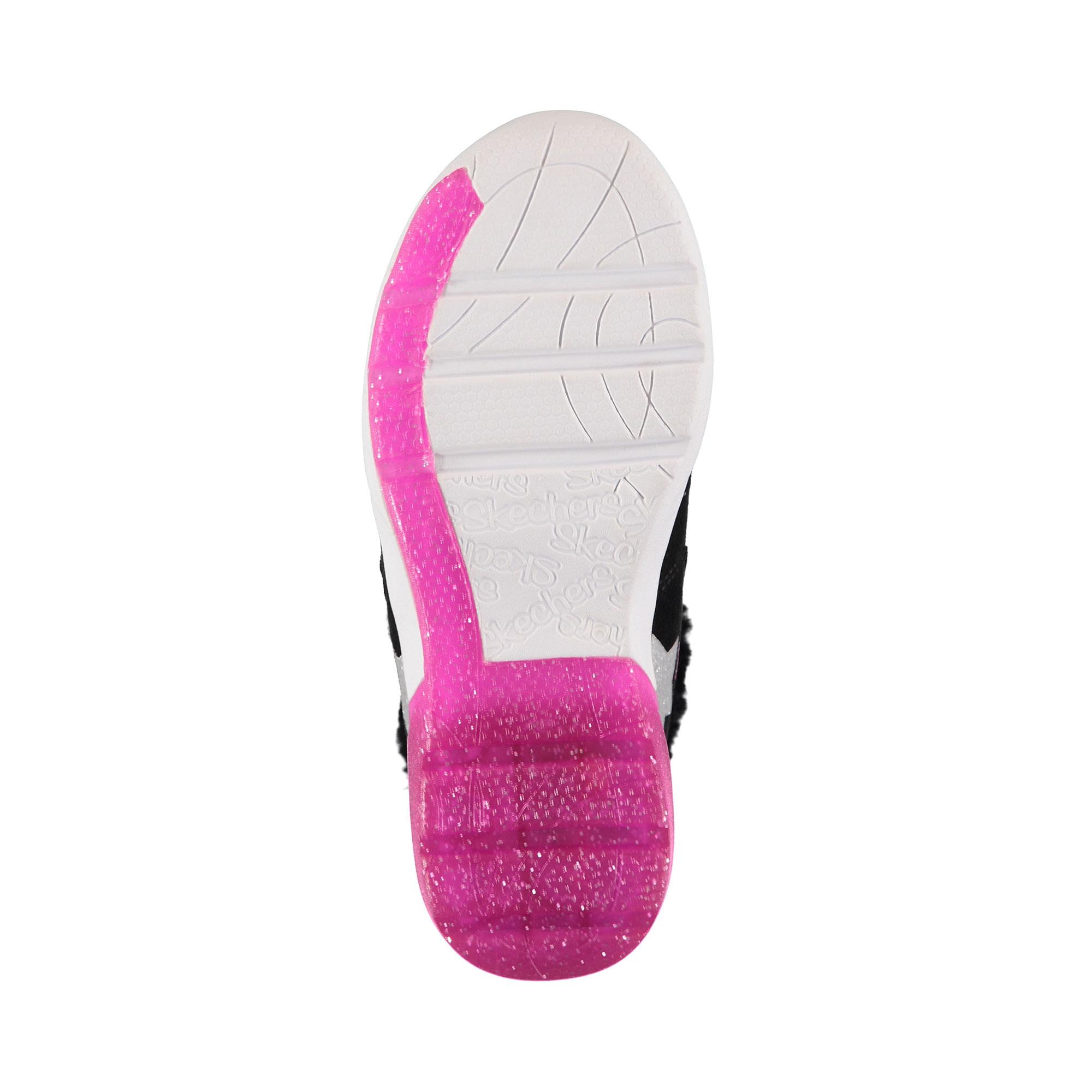 Skechers Shimmer Lights Çocuk Siyah Sneaker