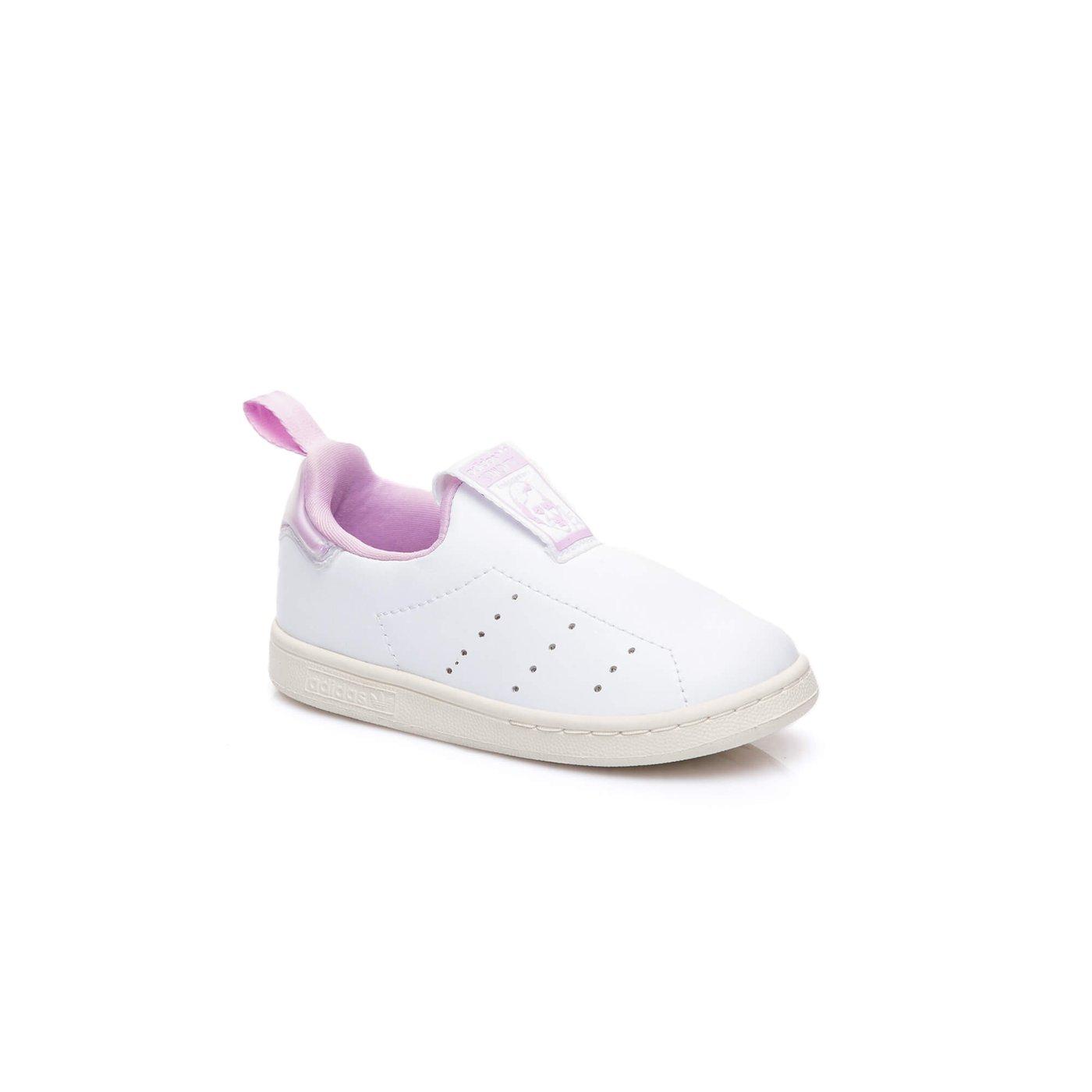 adidas Stan Smith 360 I Çocuk Beyaz Spor Ayakkabı
