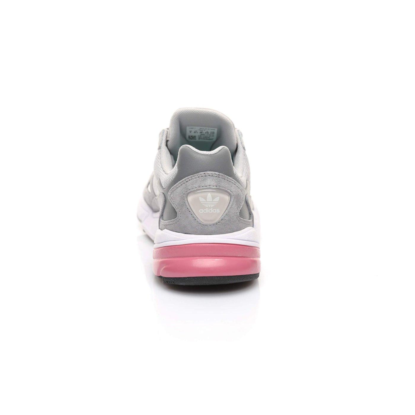adidas Falcon W Kadın Gri Spor Ayakkabı