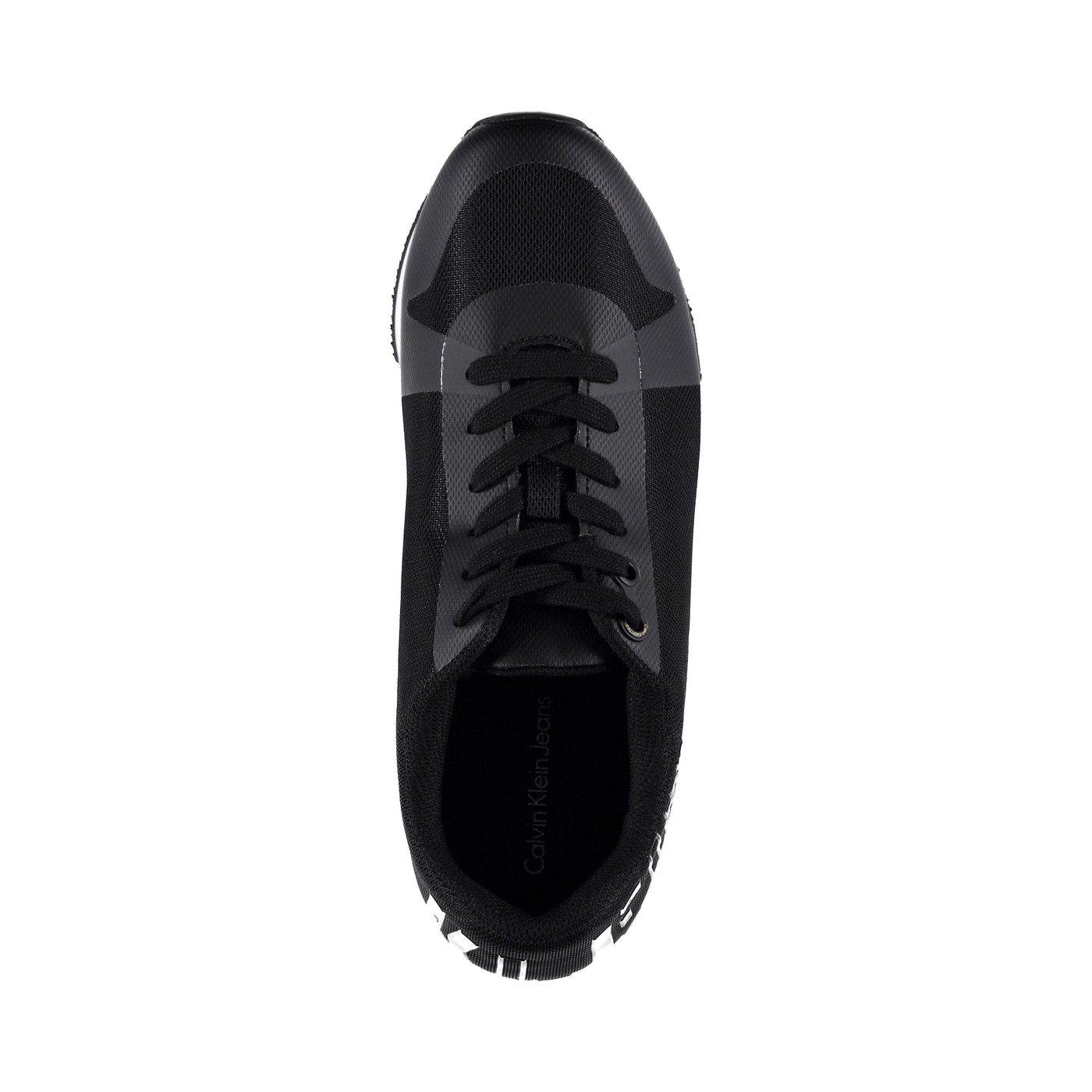 Calvin Klein Erkek Siyah Spor Ayakkabı