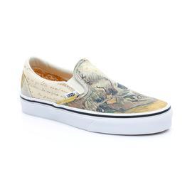 Vans Classic Slip-On Van Gogh Sarı Kadın Sneaker