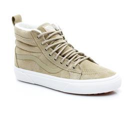 Vans Old Skool SK8 Hi Kahverengi Kadın Spor Sneaker