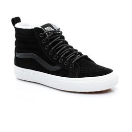 Vans Old Skool SK8 Hi Siyah Kadın Spor Sneaker