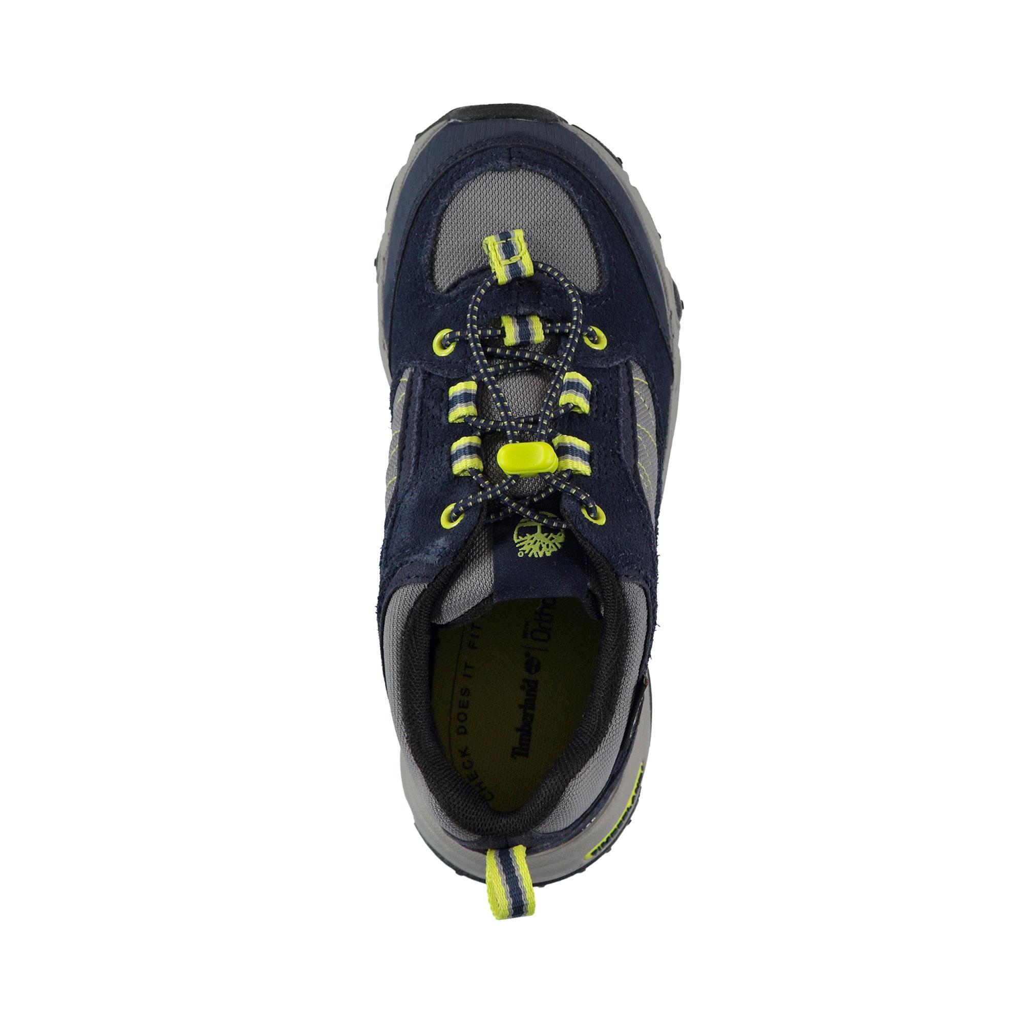 Timberland Ossipee Mid Bungee Gtx Çocuk Lacivert Outdoor Ayakkabı