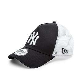 New Era Clean Trucker New York Yankees Unisex Siyah Şapka