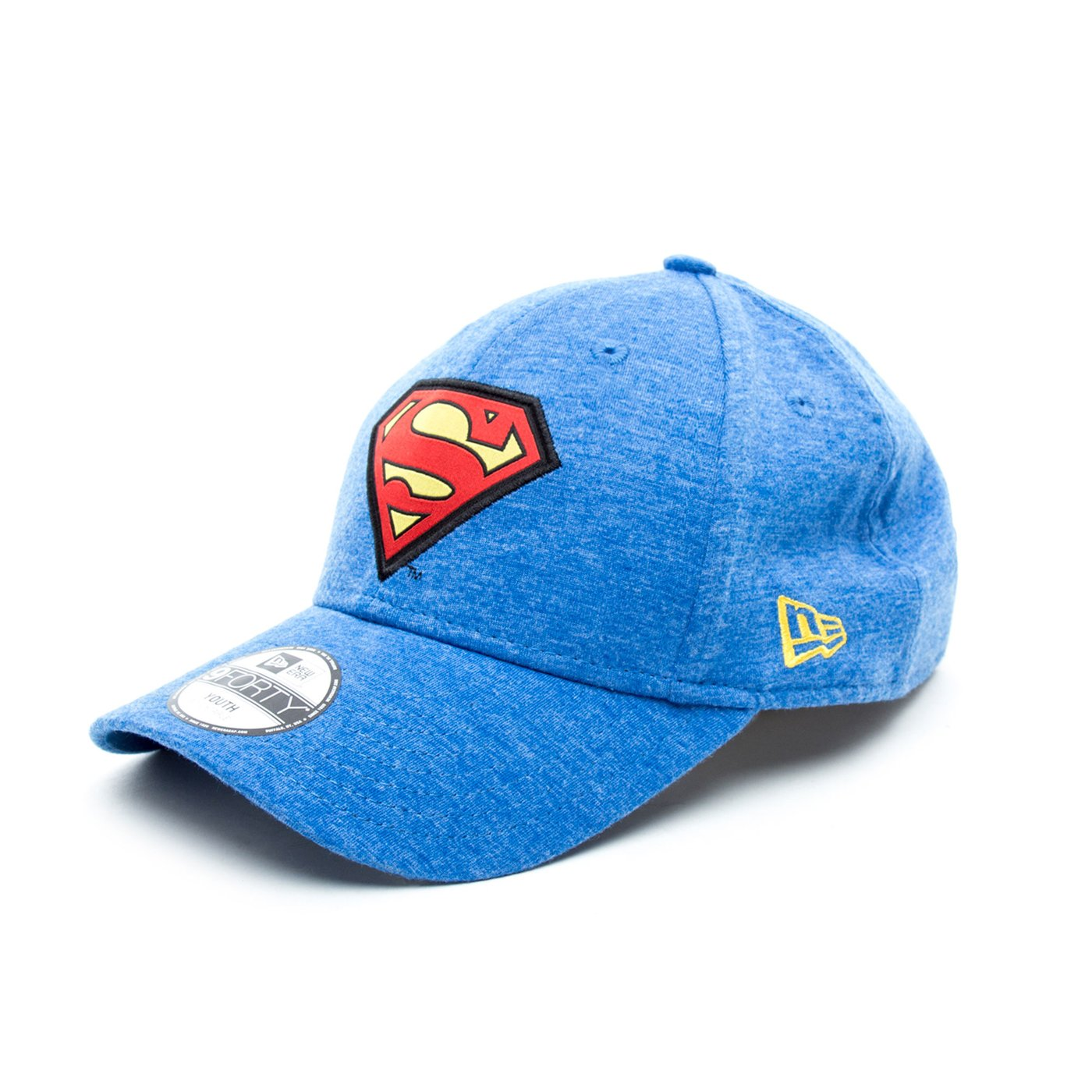 New Era 9Forty Superman Çocuk Mavi Şapka
