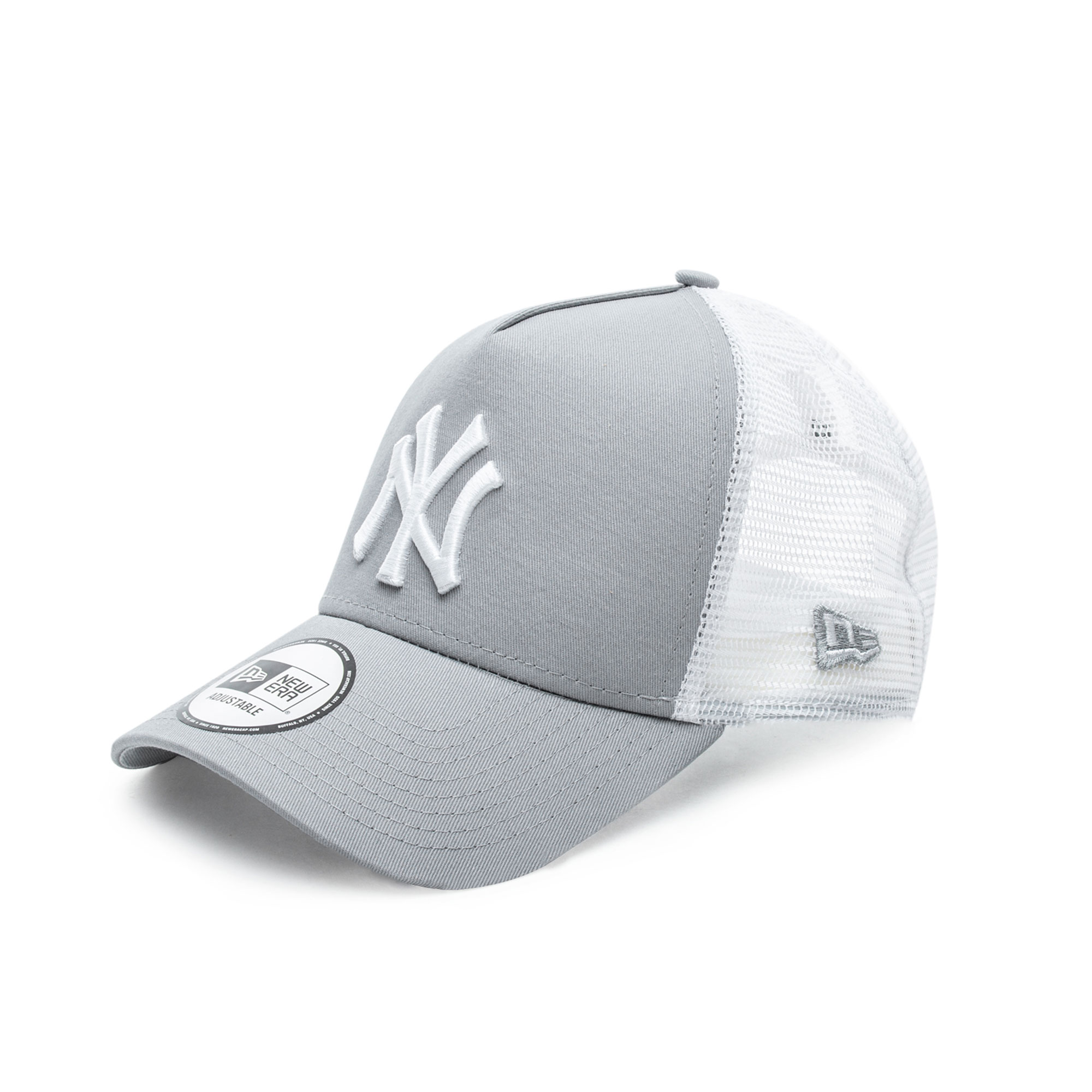 New Era New York Yankees Unisex Gri Şapka.11588490.-