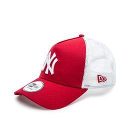 New Era New York Yankees Unisex Kırmızı Şapka