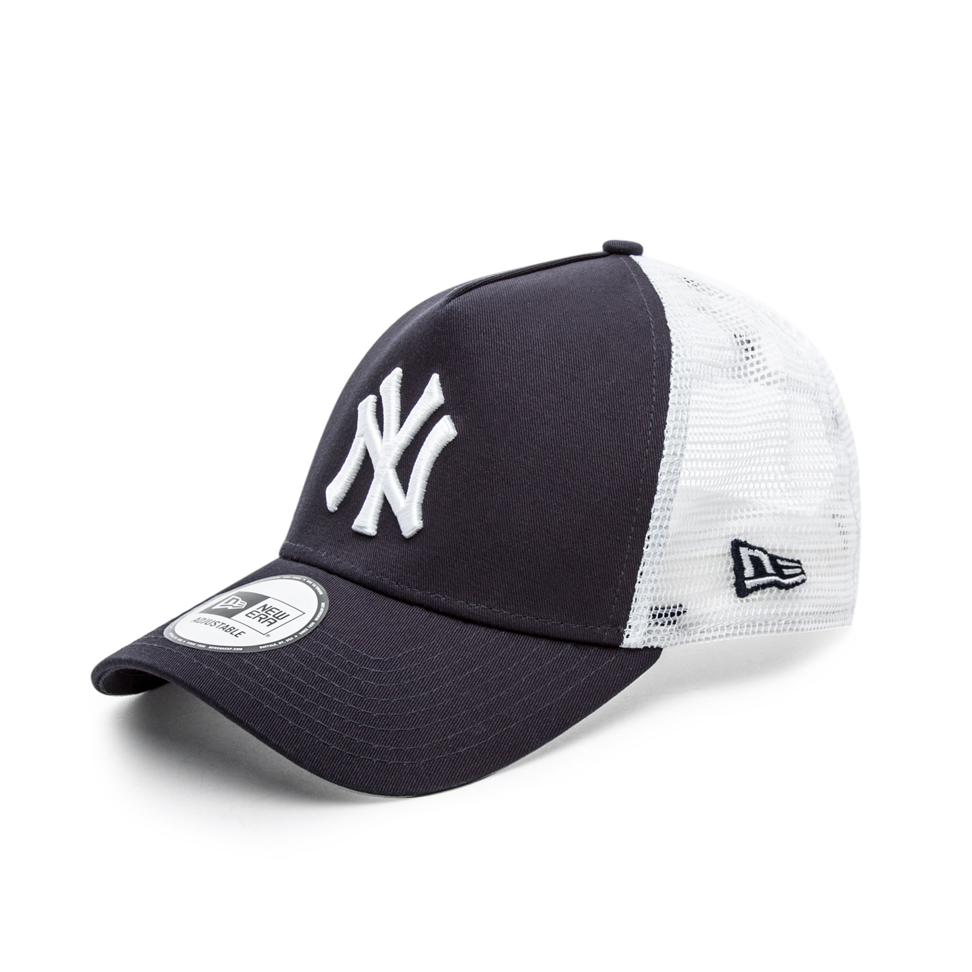 New Era New York Yankees Unisex Siyah Şapka.11588489.-