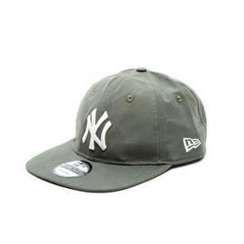 New Era New York Yankees Erkek Gri Şapka