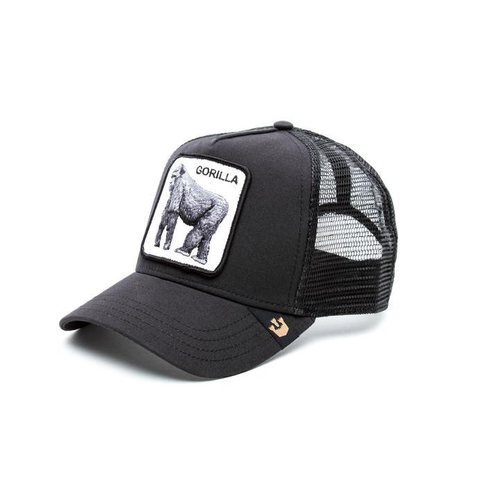 Goorin Bros King Of The Jungle Unisex Siyah Şapka