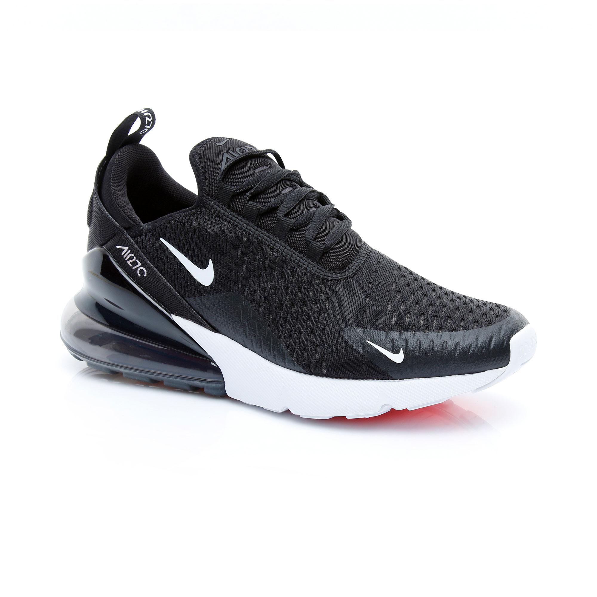 Nike Air Max 270 Erkek Siyah Spor Ayakkabi