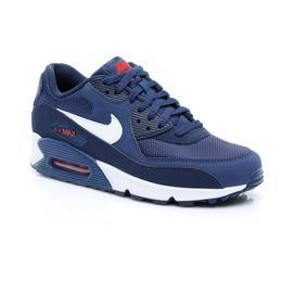 Nike Air Max 90 Essential Erkek Lacivert Spor Ayakkabı