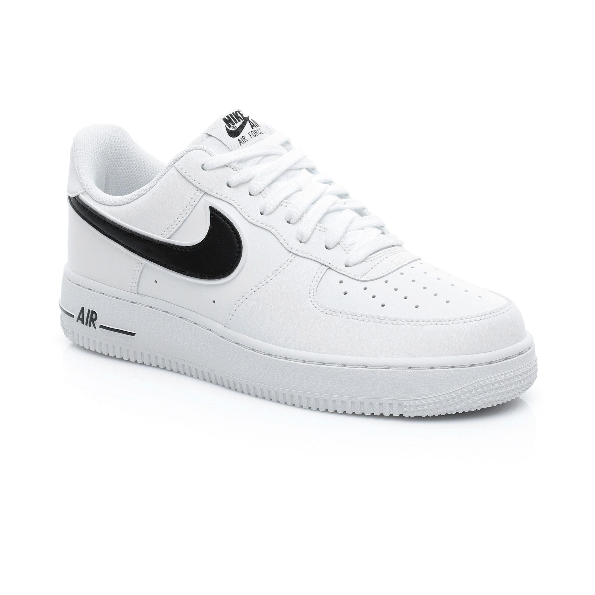 half off fe5c6 41577 Nike Air Force 1 07 3 Erkek Beyaz Spor Ayakkabı ...