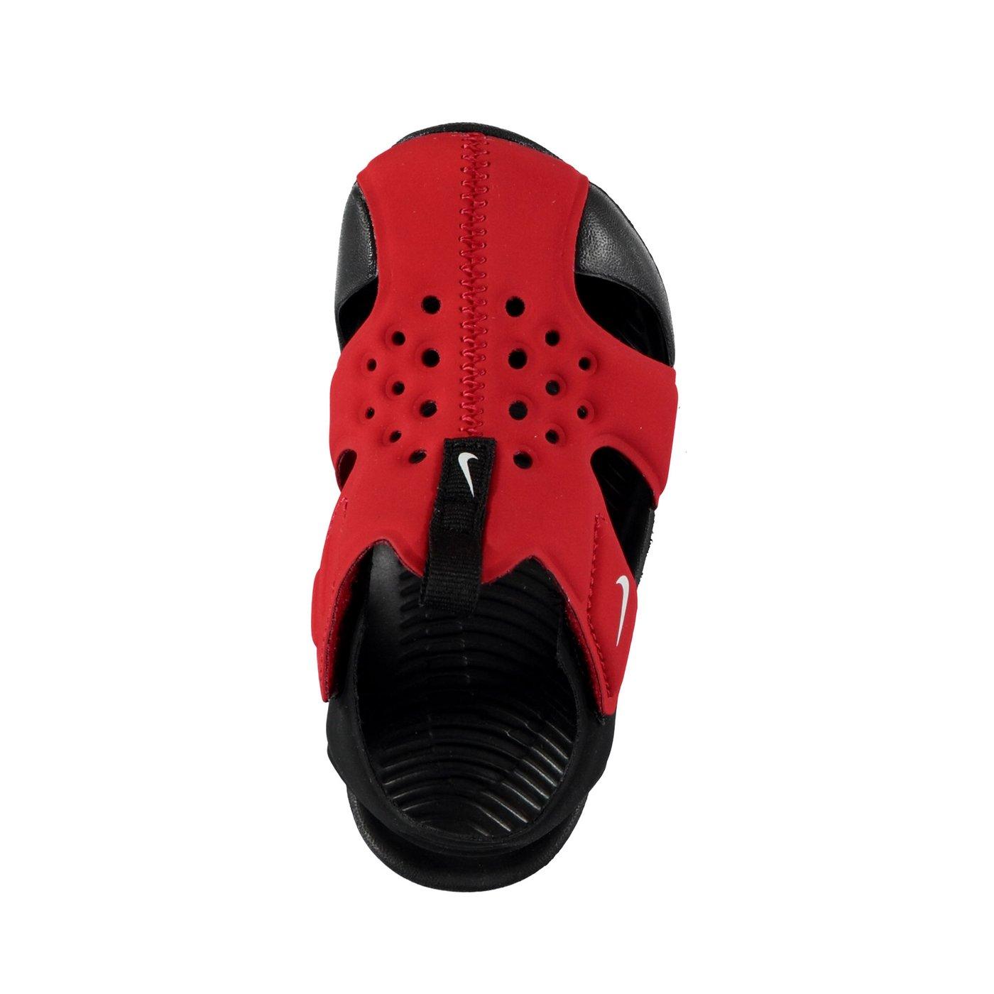 Nike Sunray Protect 2 Çocuk Kırmızı Sandalet