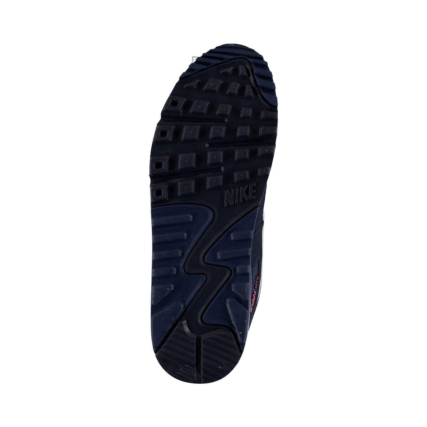Nike Air Max 90 Essential Erkek Mavi Spor Ayakkabı